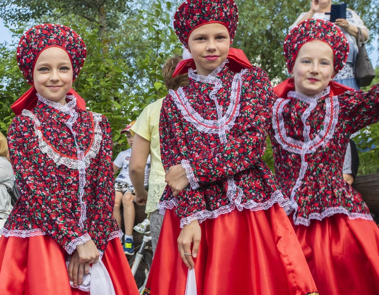 Два мероприятия прошли в эти выходные в Марушкинском парке