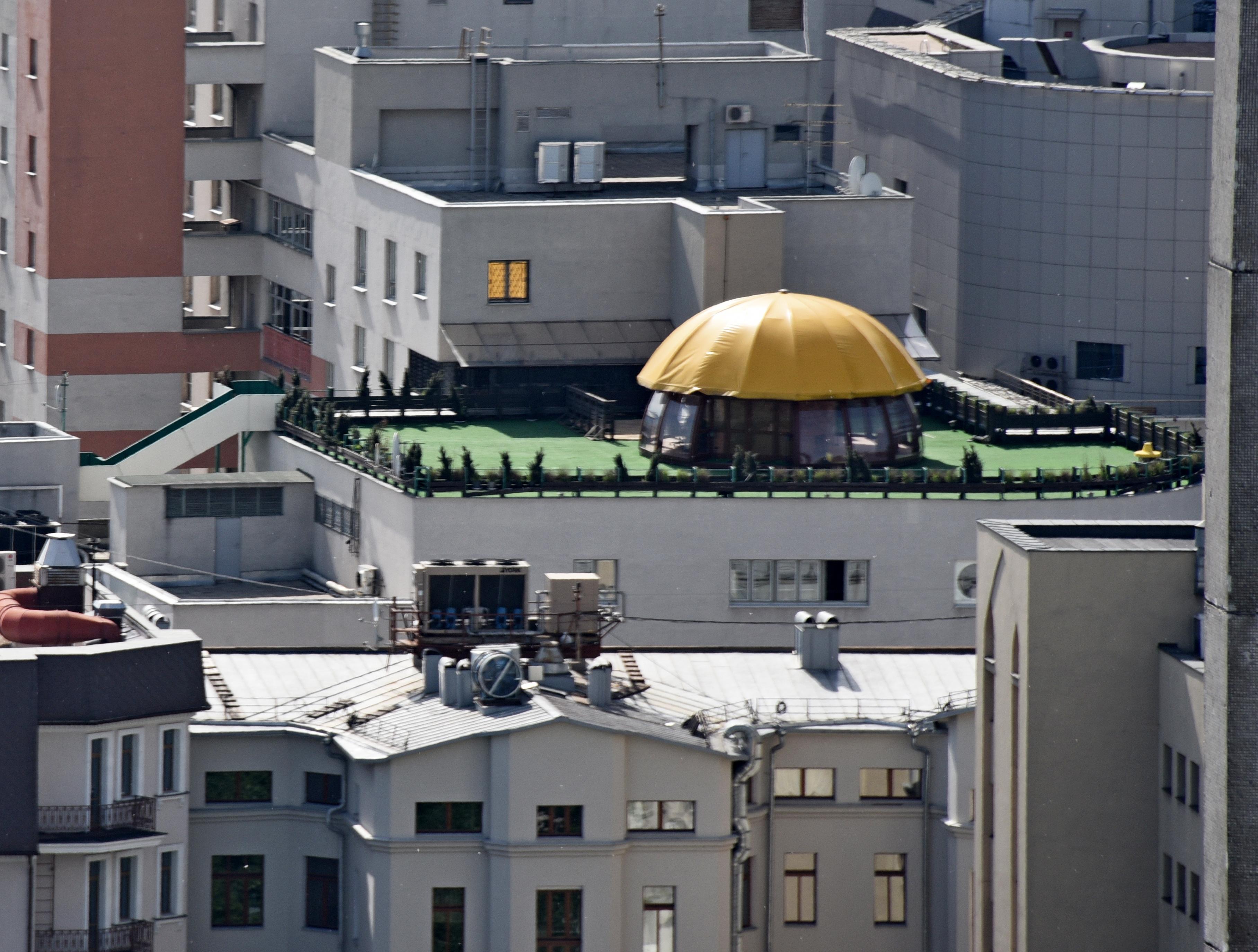 Москва продолжит оказывать помощь в дезинфенции отелей