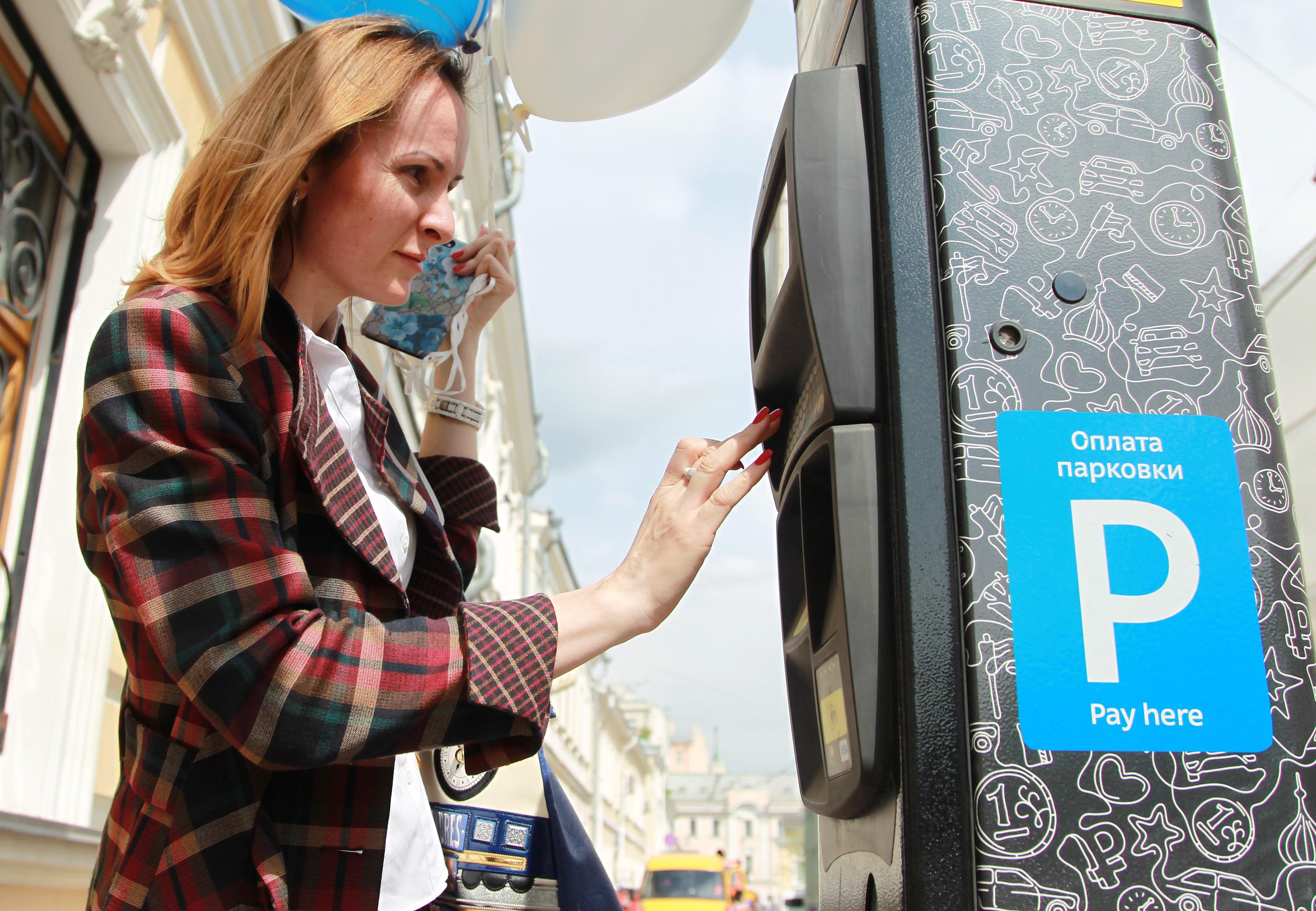 Москва благоустроила десятки дворов за счет платных парковок