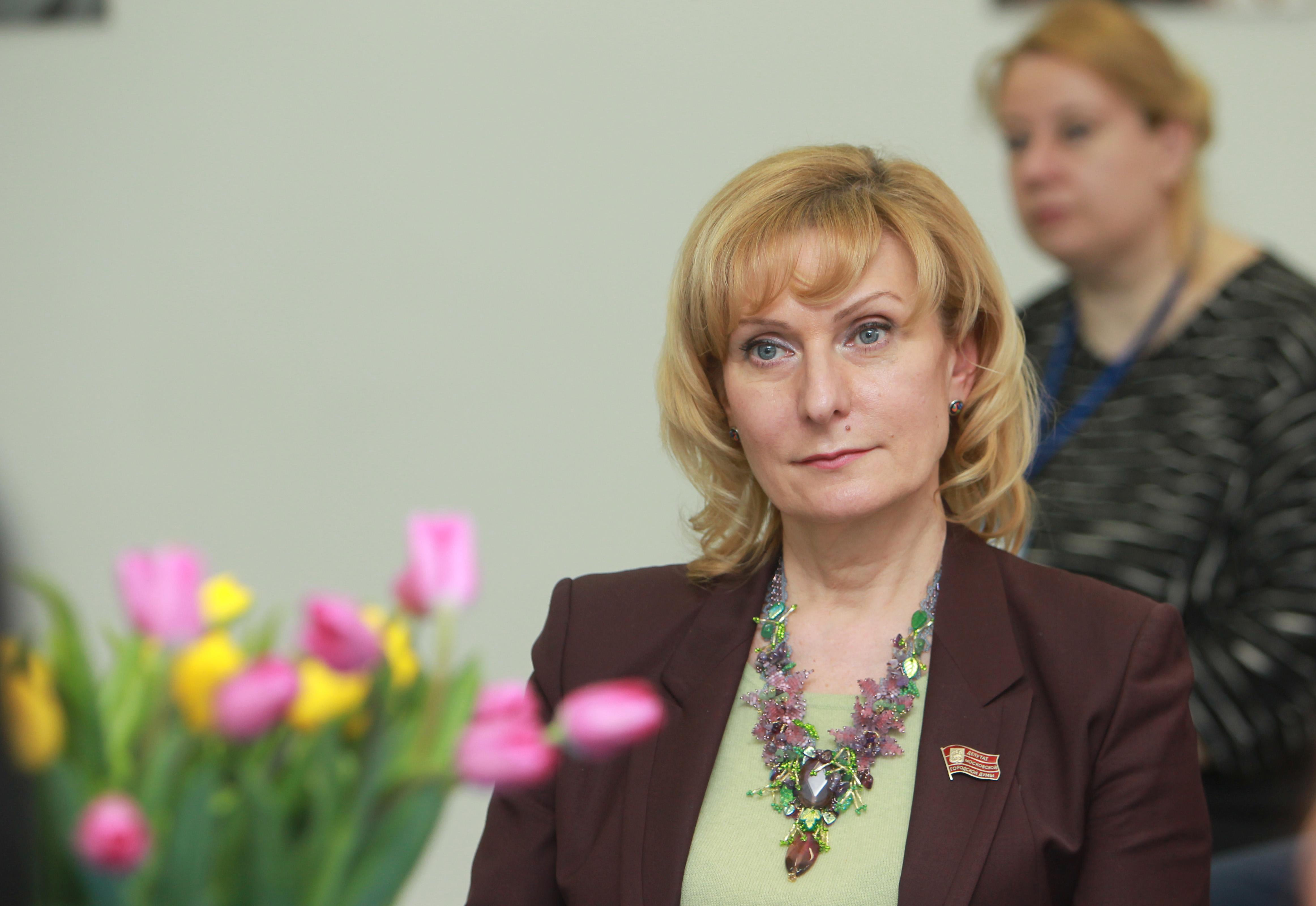 Сенатор Инна Святенко: конкурс «Москва — добрый город» продолжается, несмотря на пандемию коронавируса