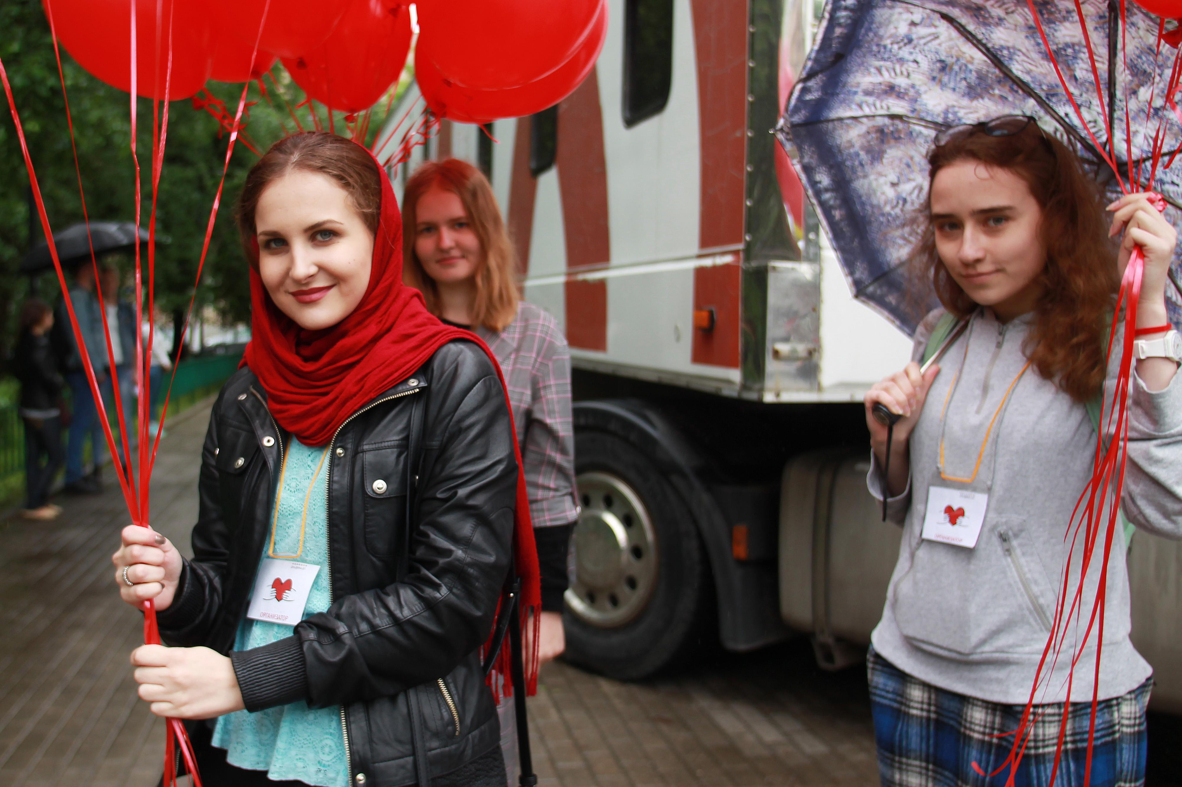 Молодые парламентарии из Филимонковского организуют акцию «День донора»