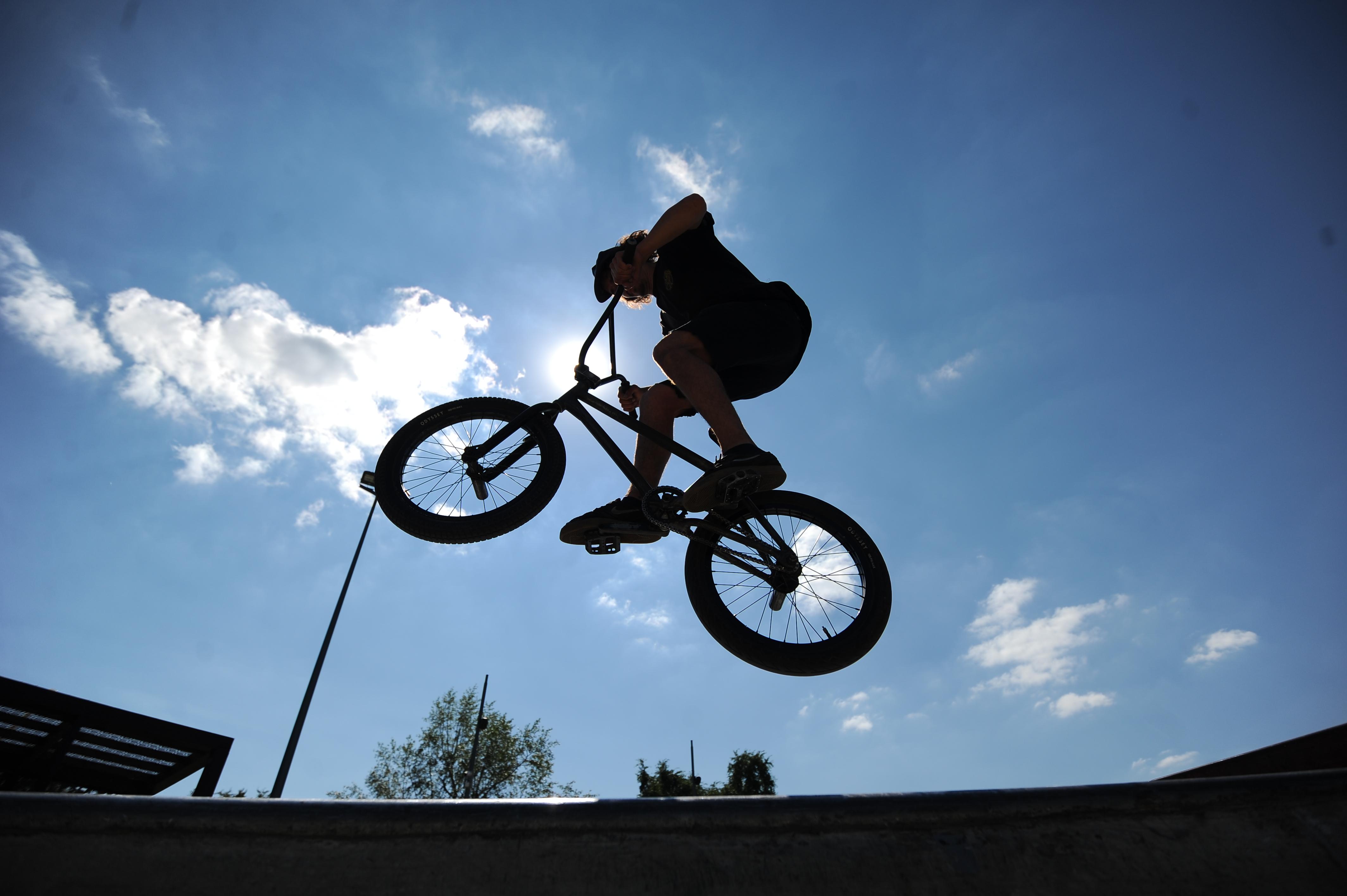 Открытые соревнования по велоспорту BMX состоятся в Красной Пахре