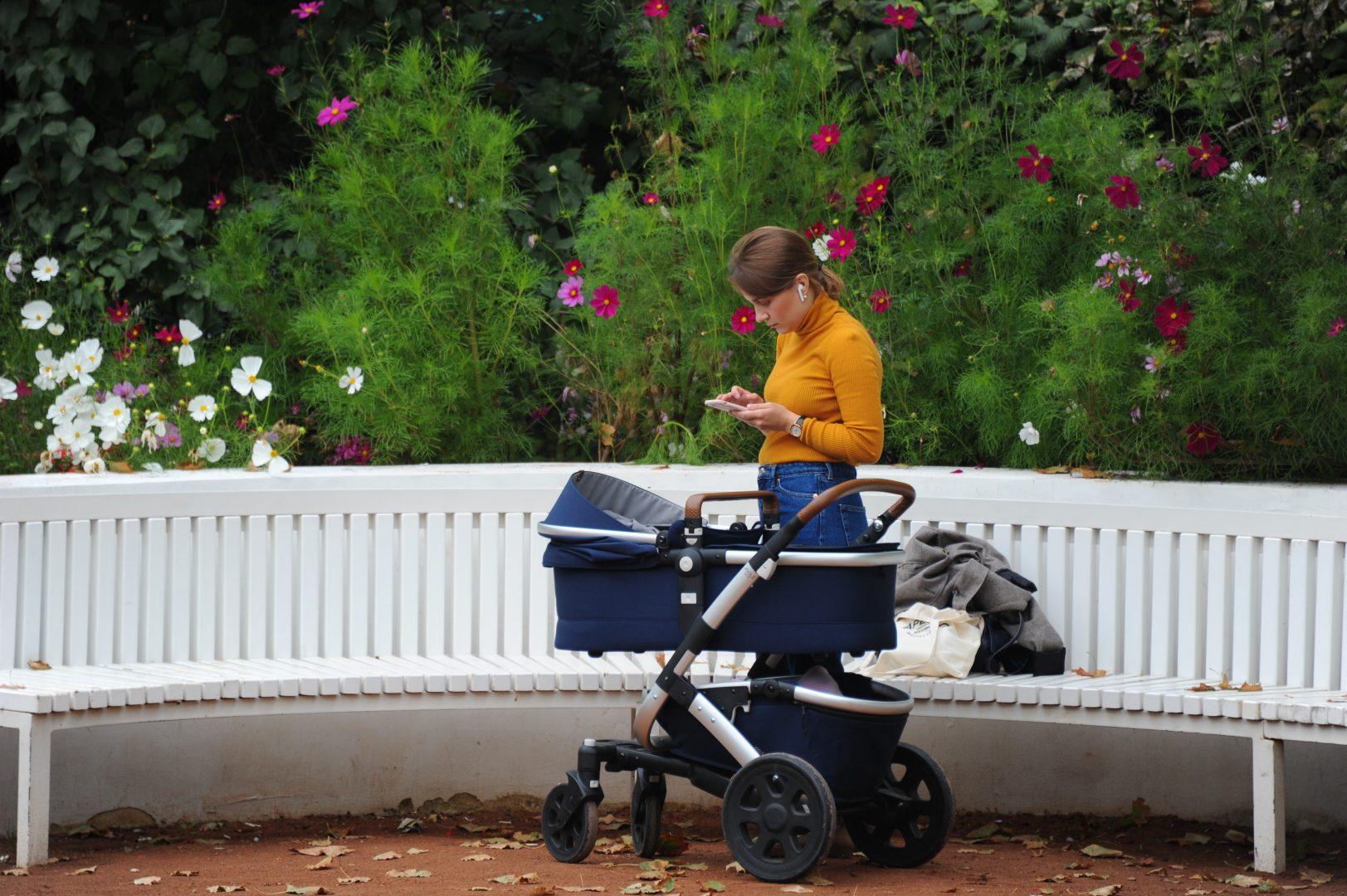 Наклонные площадки облегчат передвижение в подъездах родителям с детскими колясками. Фото: Светлана Колоскова, «Вечерняя Москва»