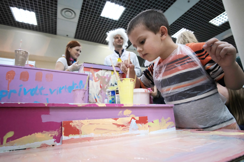 Ученики из Киевского стали победителями АРТакиады «Изображение и слово»