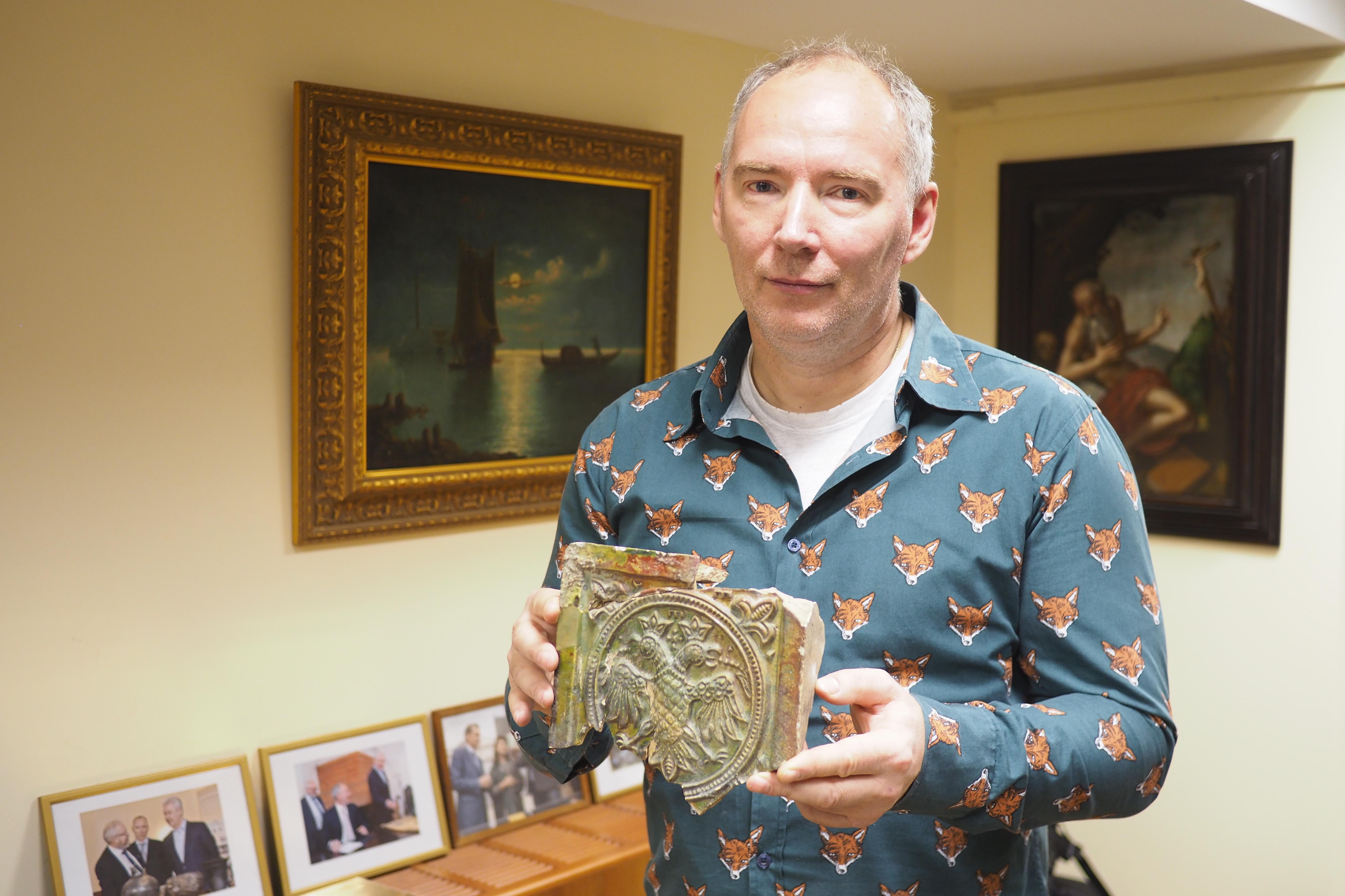 Археологи Москвы обнаружили 45 тысяч артефактов за девять лет