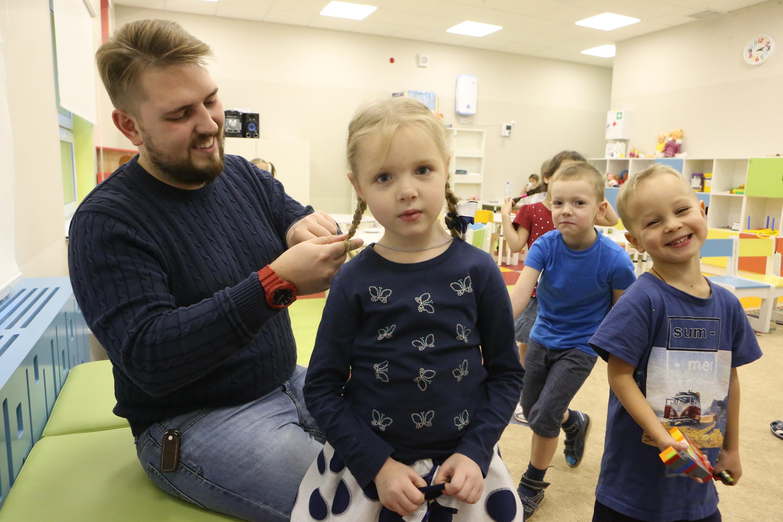 Детский сад на 200 мест примет ребят в поселении Московский