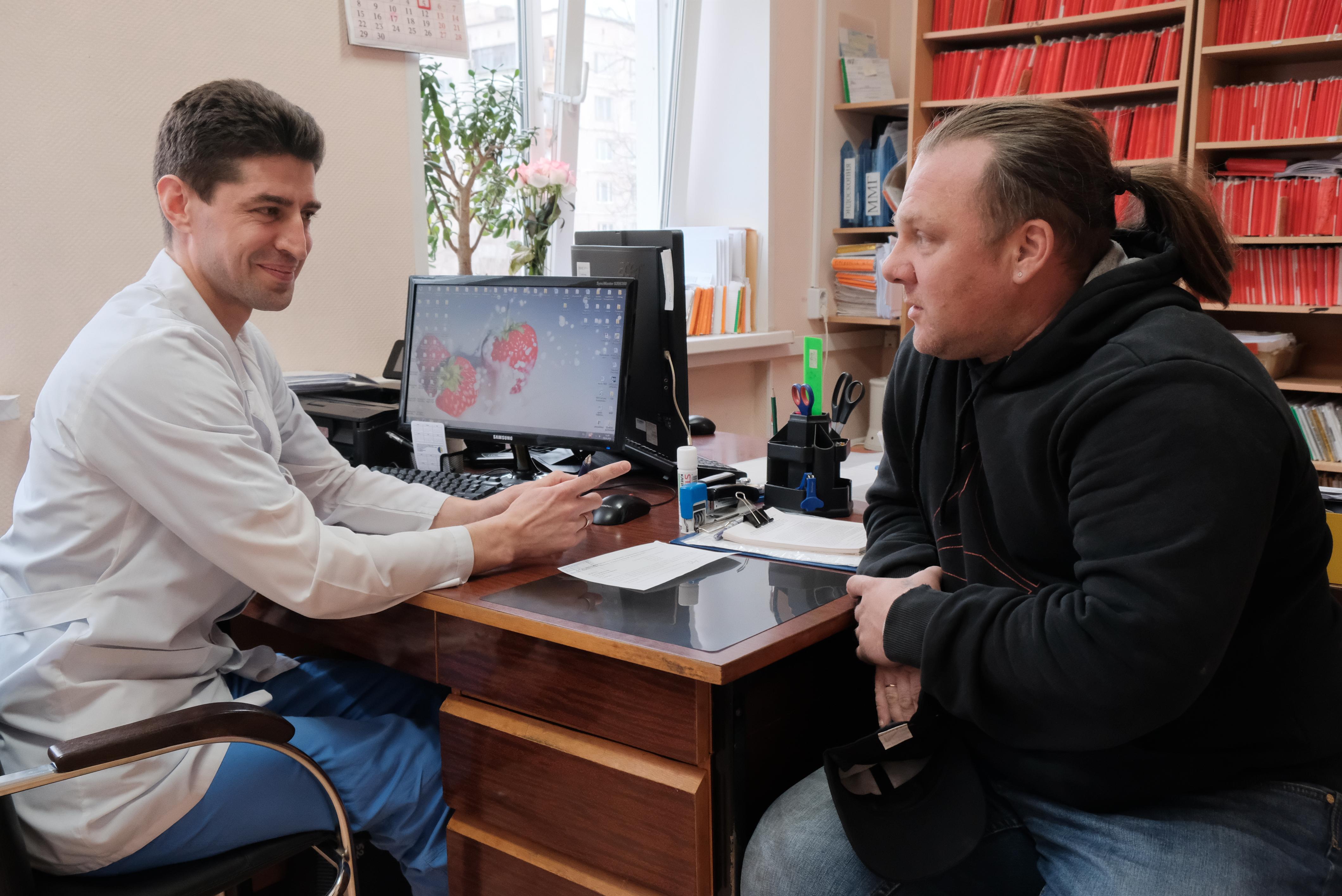 Москвичам дали еще неделю на бесплатный онкоскрининг