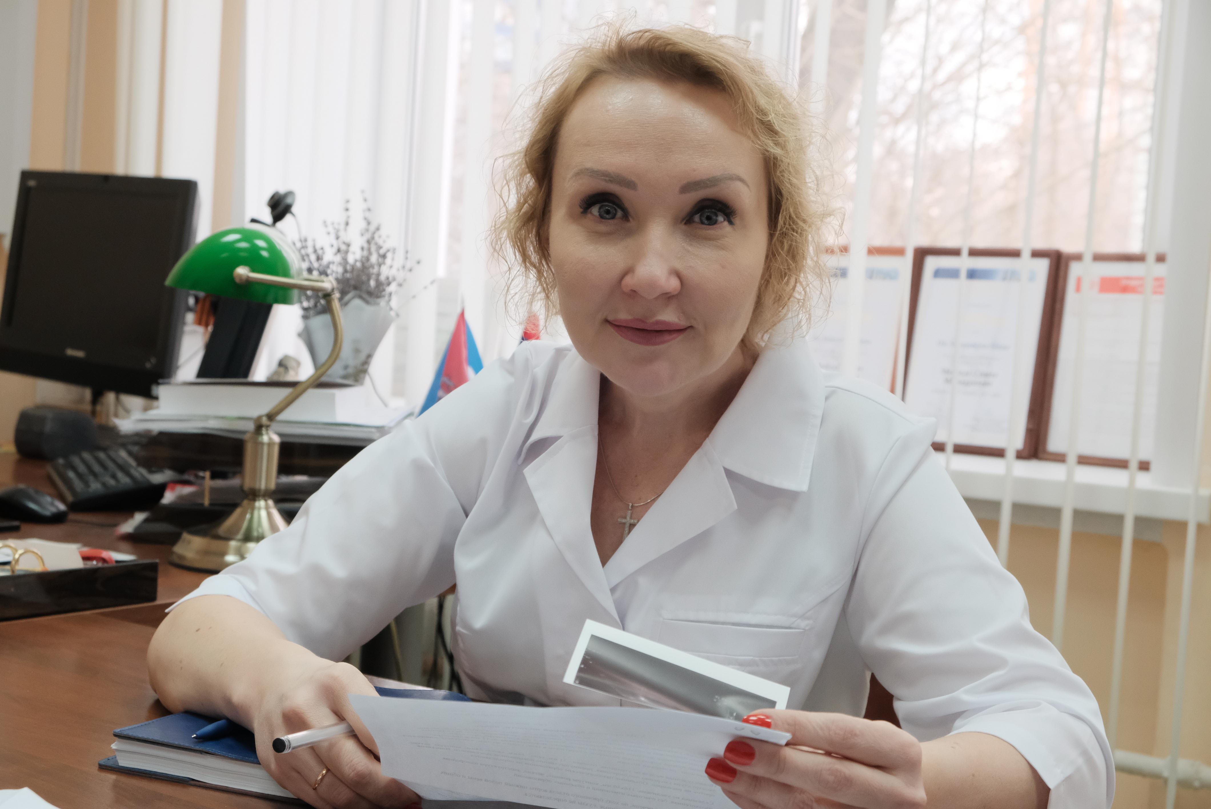 Депутат МГД Самышина: Искусственный интеллект помогает врачам ставить диагноз