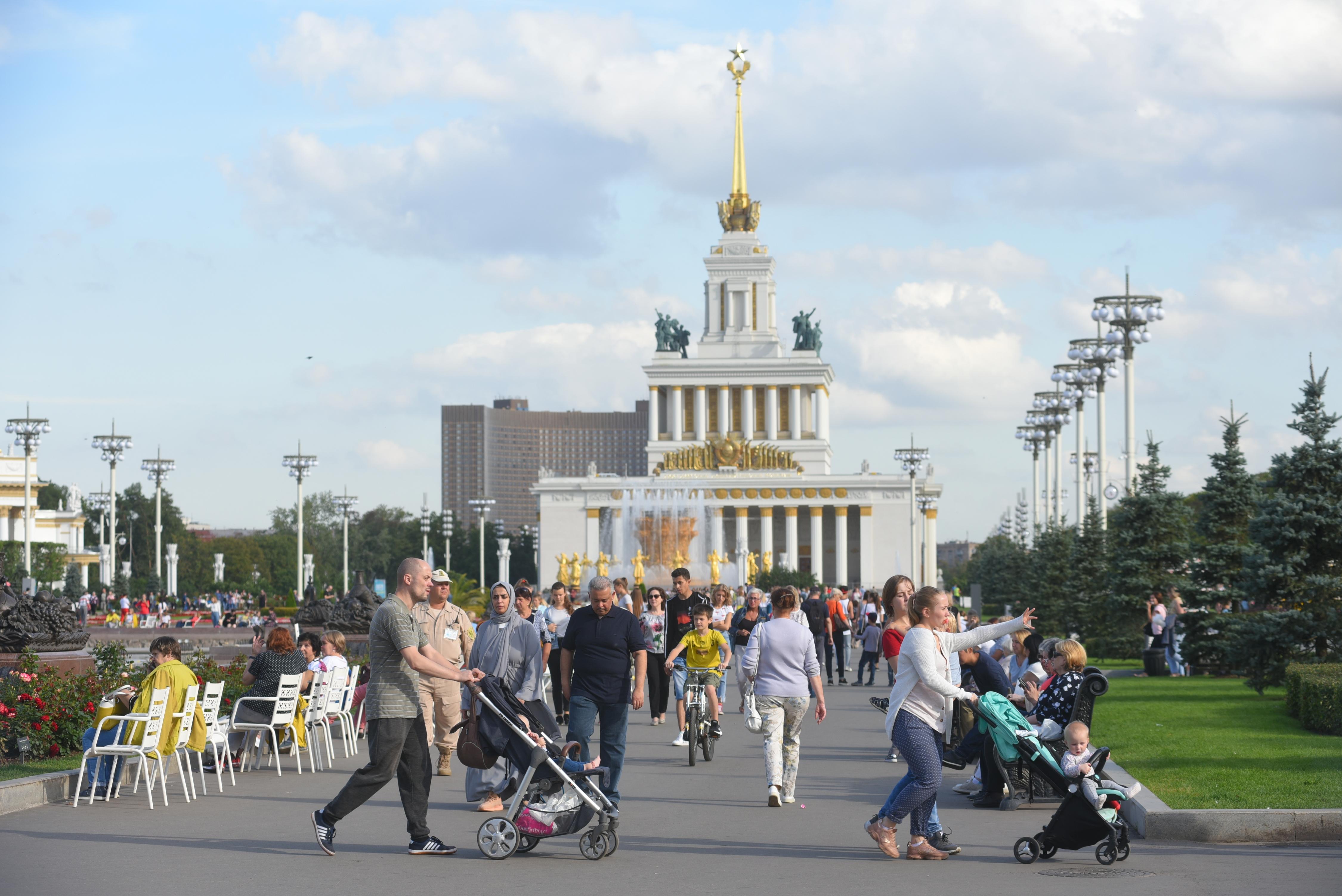 Власти Москвы поддержали проект создания парка «Союзмультфильма» на ВДНХ
