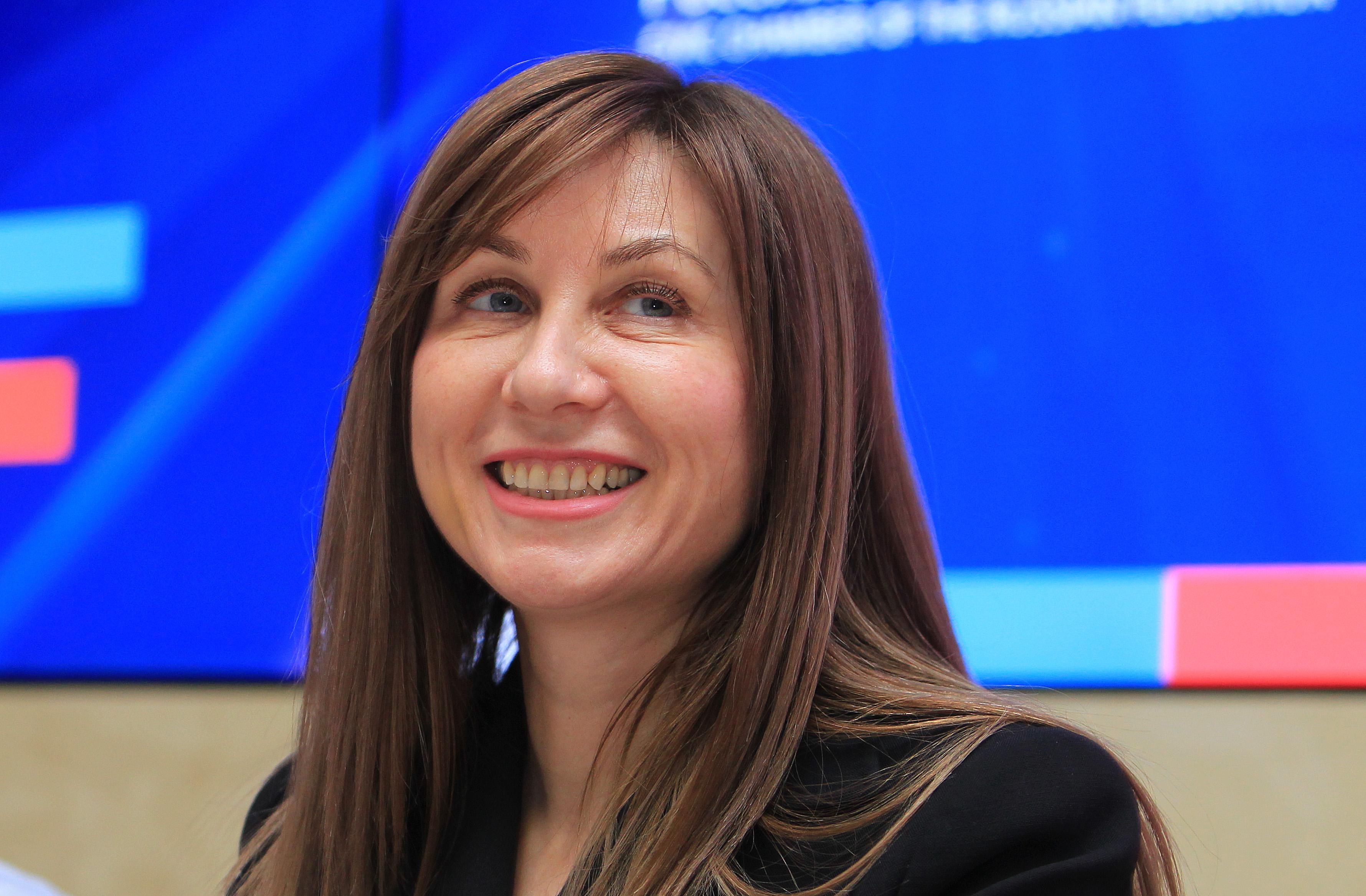 На фото: председатель комиссии Мосгордумы по здравоохранению и охране общественного здоровья Лариса Картавцева