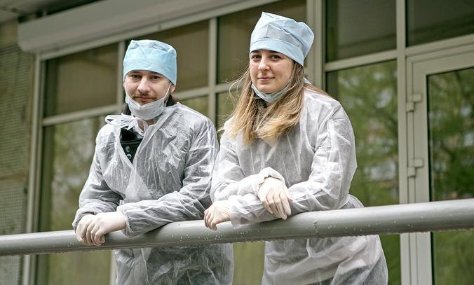 Москвичи смогут пройти медицинские экспресс-обследования в кабинетах «Мое здоровье» Фото: архив