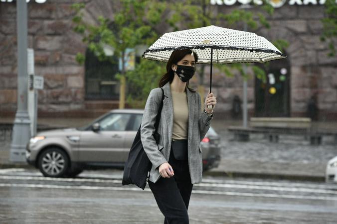 Небольшие дожди спрогнозировали синоптики на воскресенье. Фото: архив