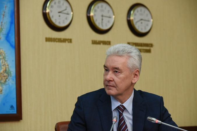 Собянин рассказал о ходе реорганизации московских промзон