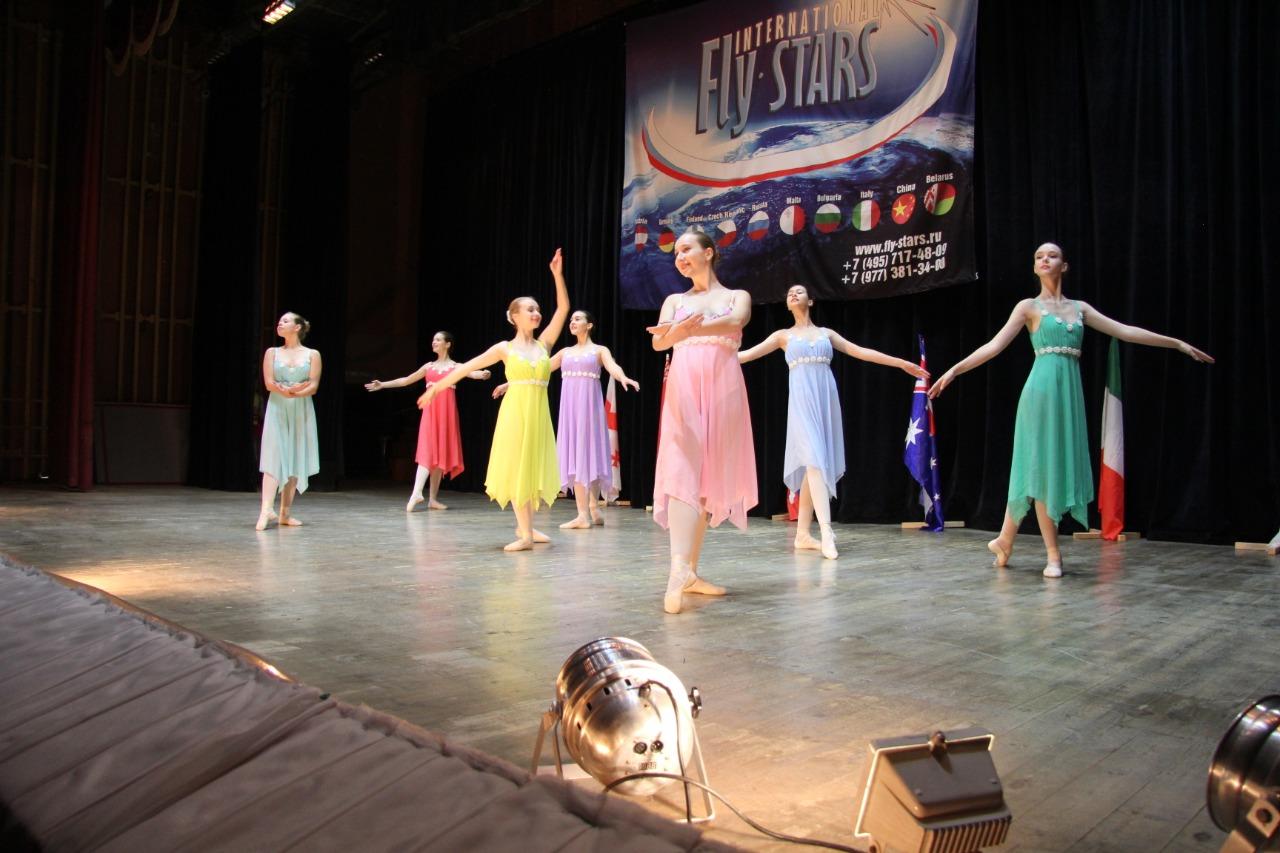 Танцоров из Ватутинок оценили на международном конкурсе