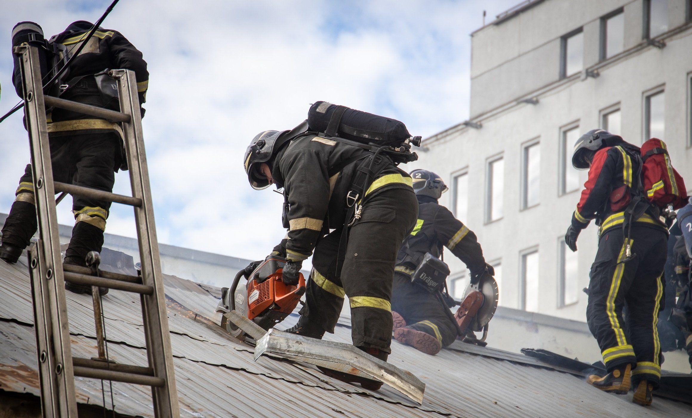 В августе московские спасатели оказали помощь 126 пострадавшим