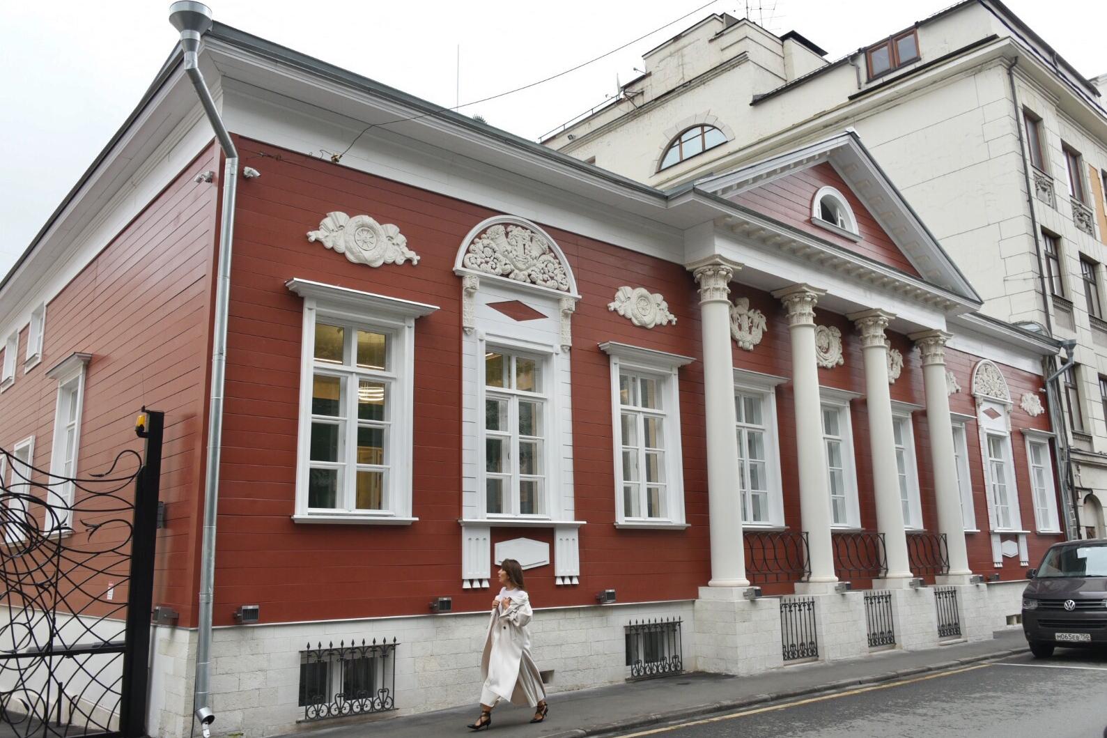 Москвичам предложили проголосовать за лучшие памятники культурного наследия