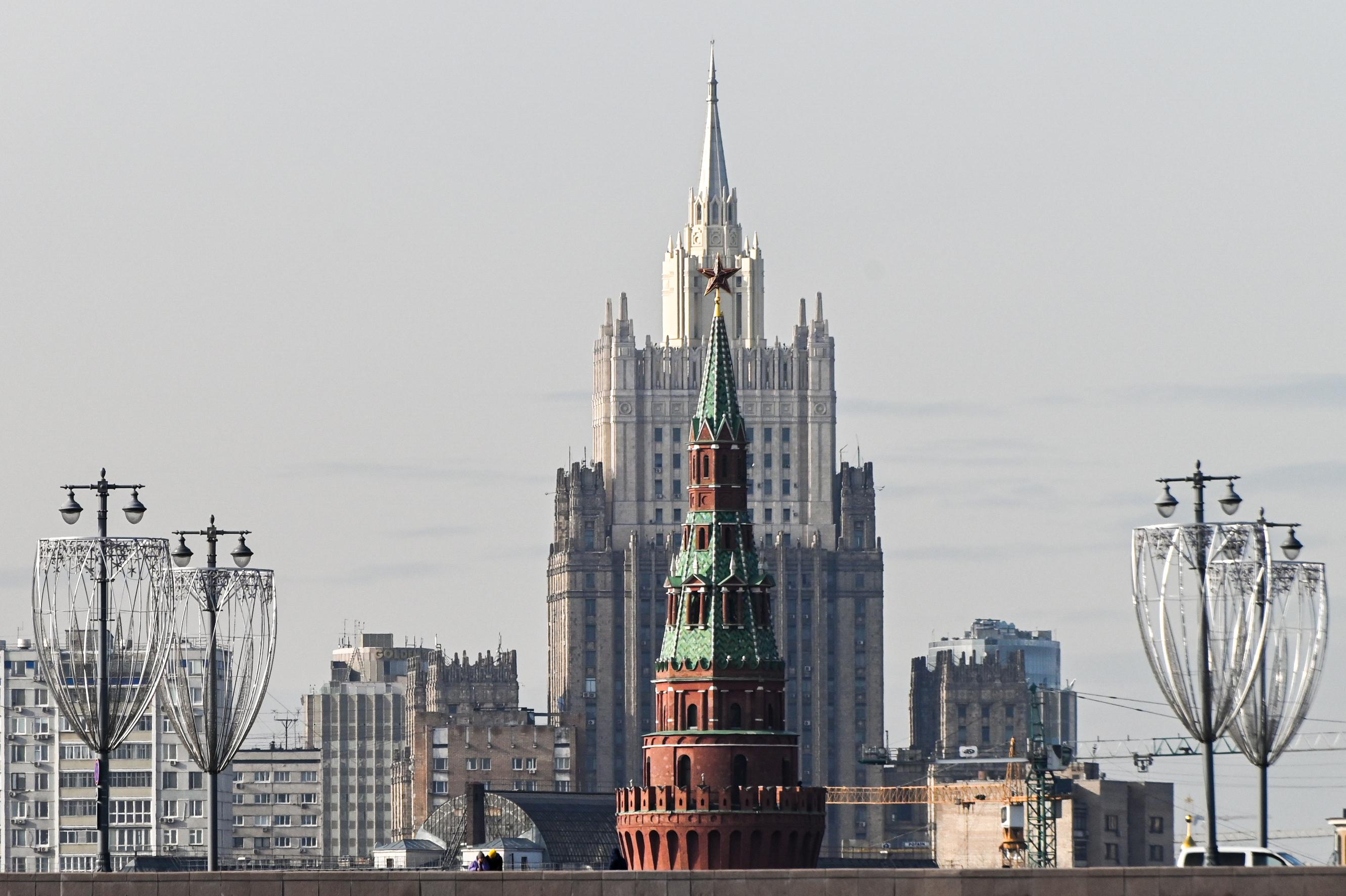 Московская температура опустится в пятницу