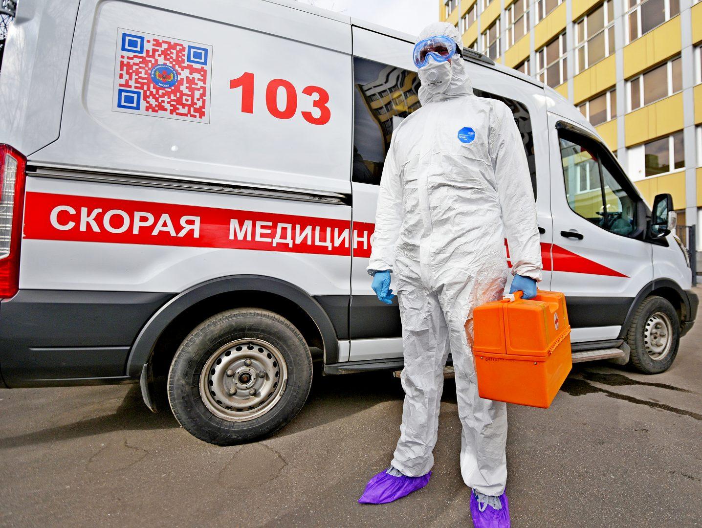 Еще 963 человека вылечились от COVID-19 в Москве. Фото: Александр Кожохин