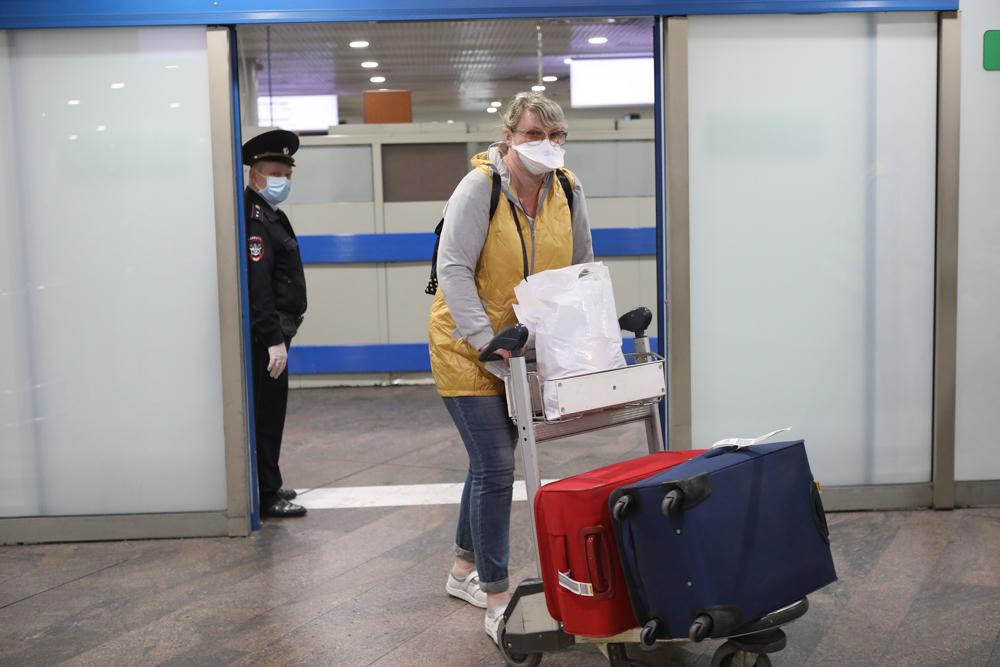 Врачи Москвы выявили еще 805 случаев COVID-19