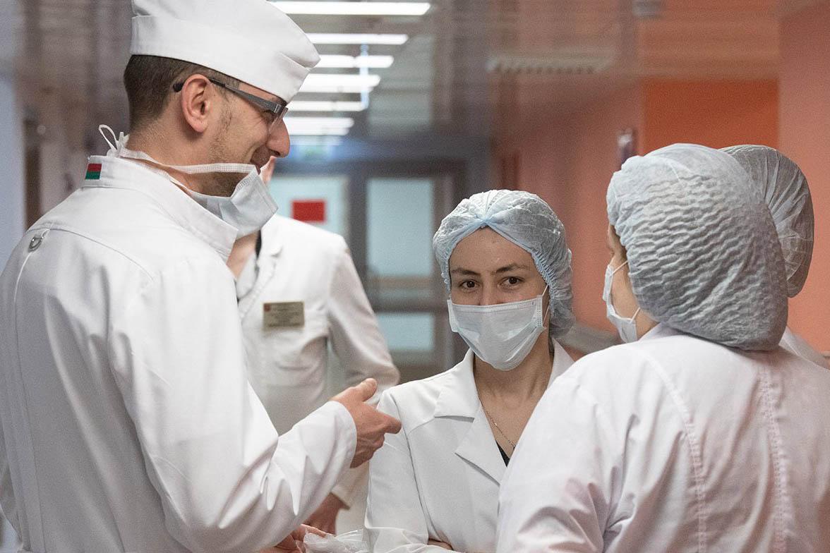 Благодаря модернизации мощности клиники урологии ГКБ №50 увеличены на 40 процентов
