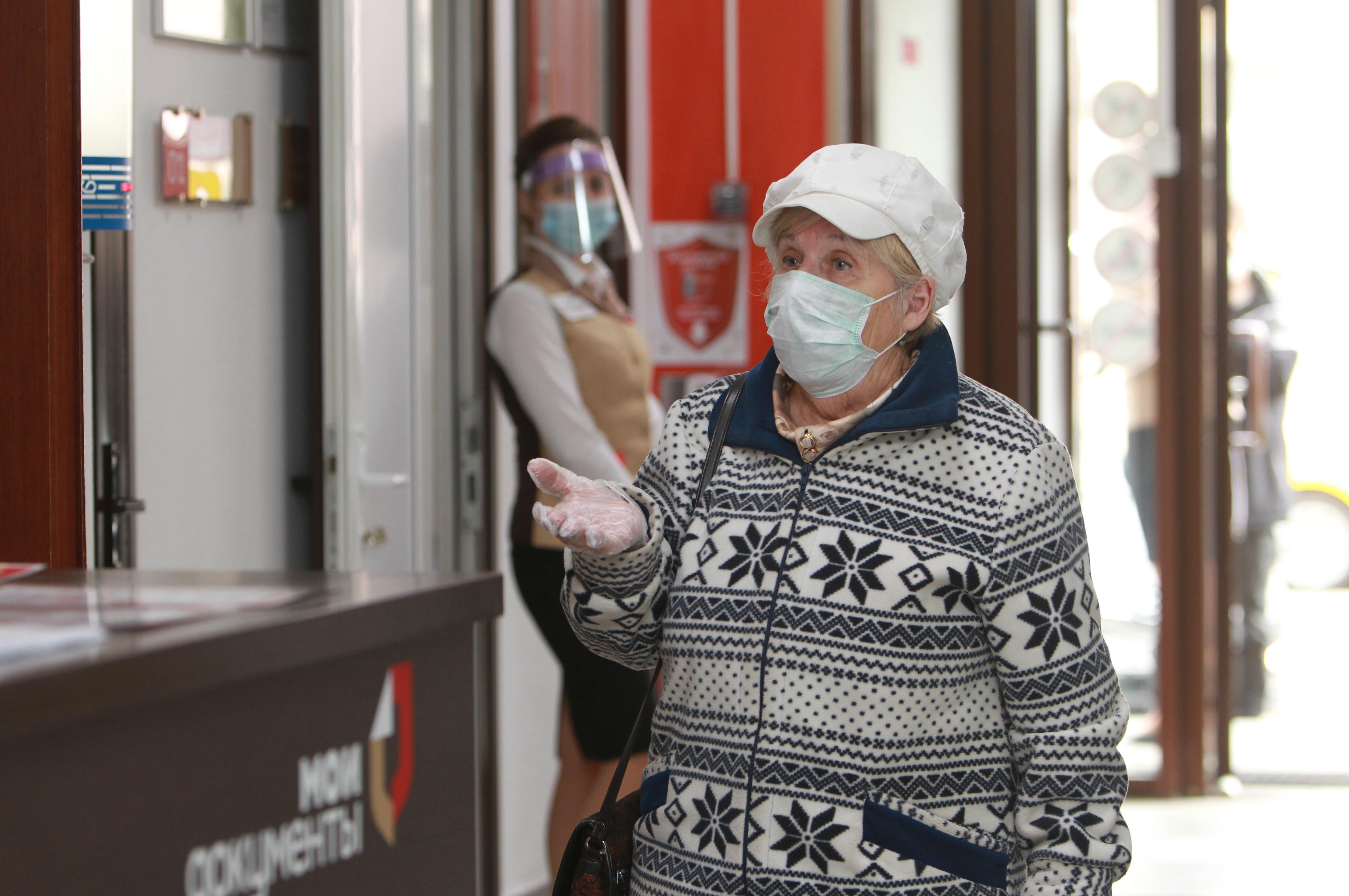 Почти 700 новых случаев коронавируса зафиксировали в Москве