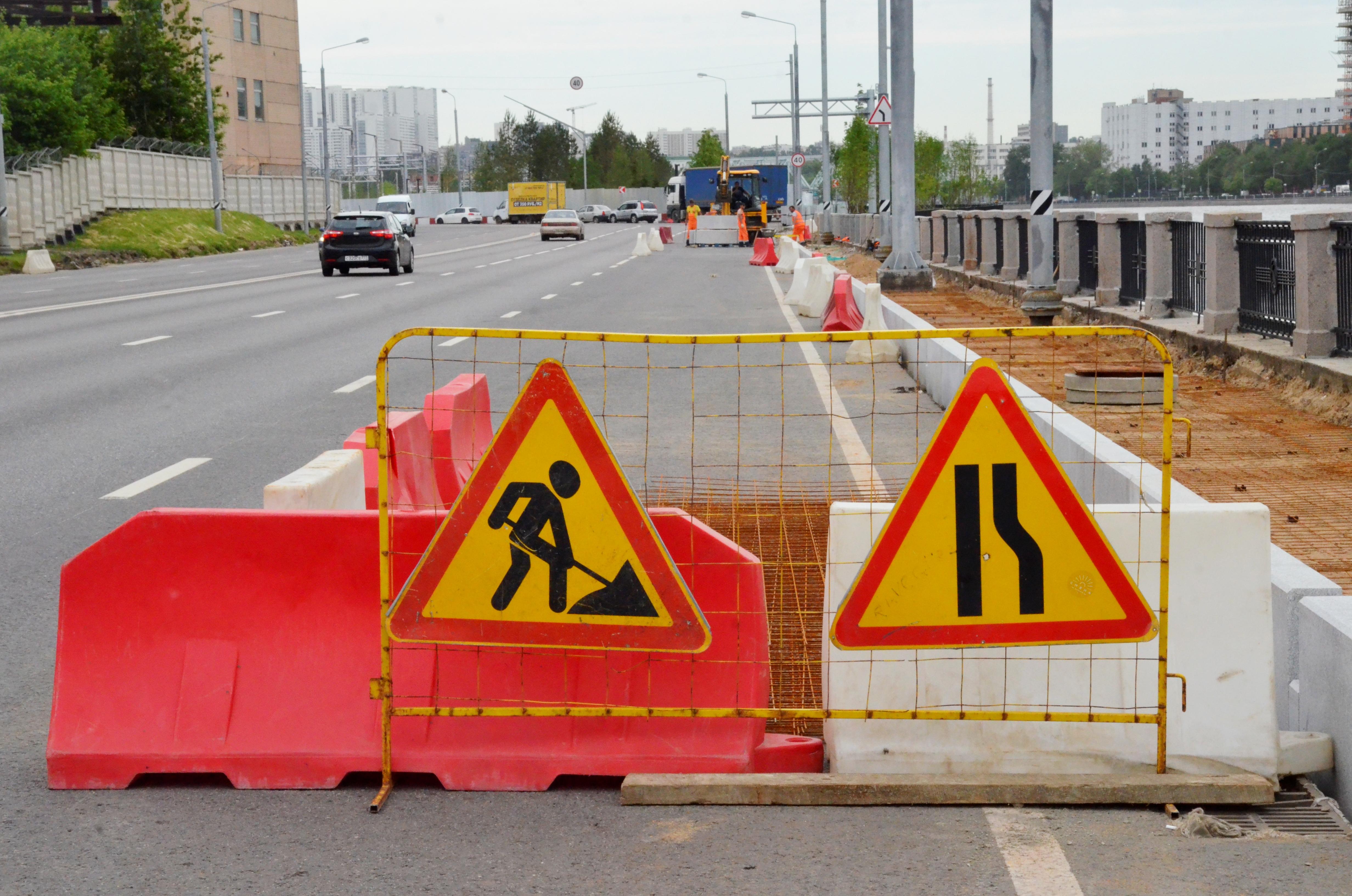 Стартовал финальный этап строительства автодороги М3 «Украина» — Середнево — Марьино — Десна