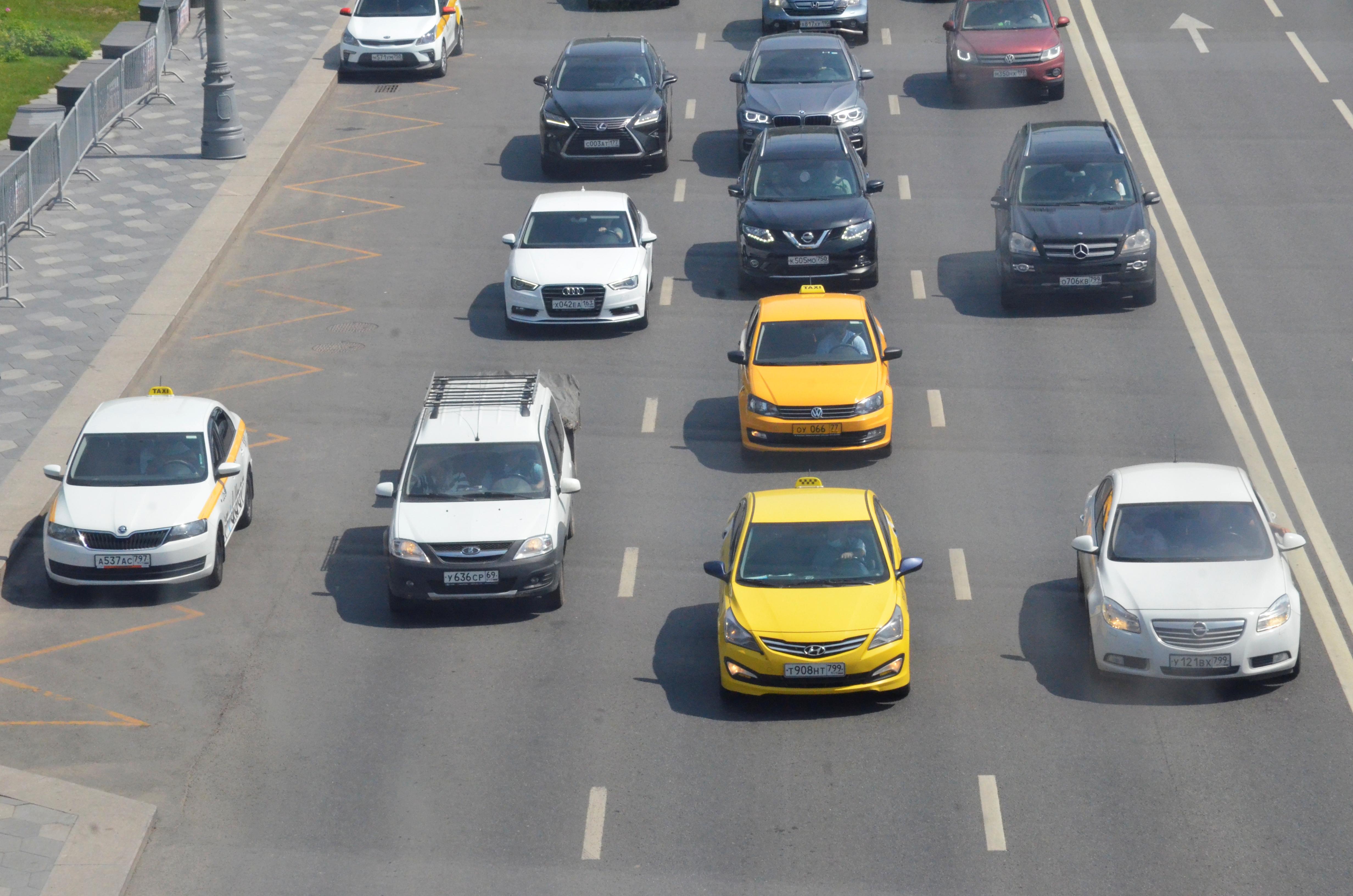 Транспортный каркас Новой Москвы сформируют за три года