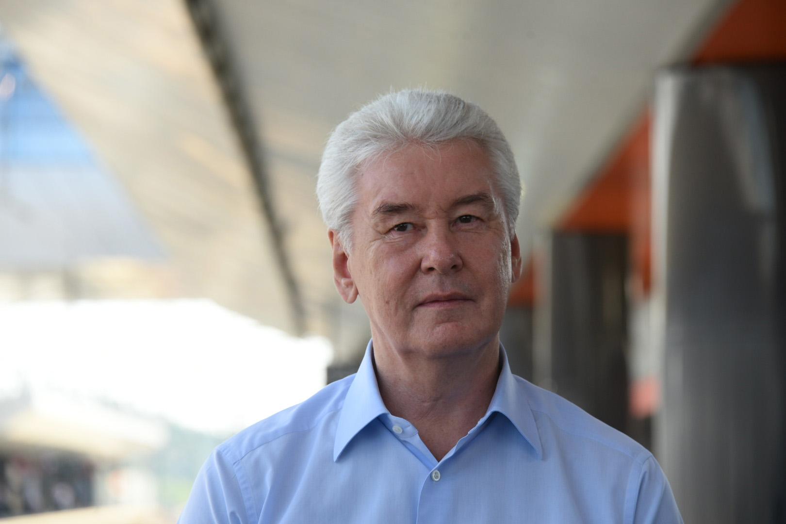Собянин назвал сроки окончания строительства станции метро «Зюзино»