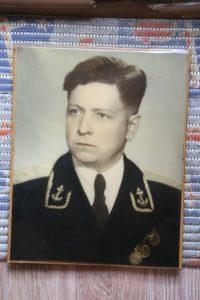 Нина Анатольевна Савельева вышла замуж за штурмана Юрия Савельева. Фото: из личного архива