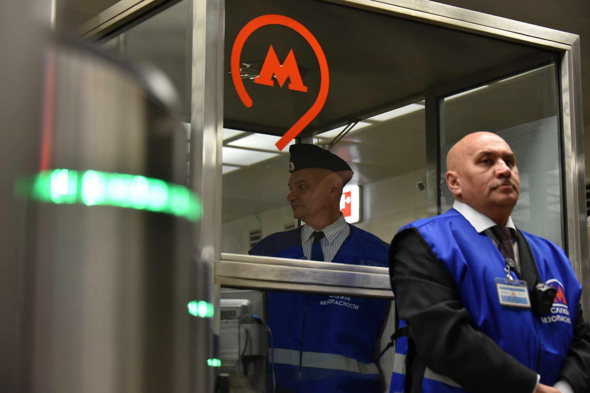 Метро Москвы начало испытывать систему оплаты с помощью сканирования лица