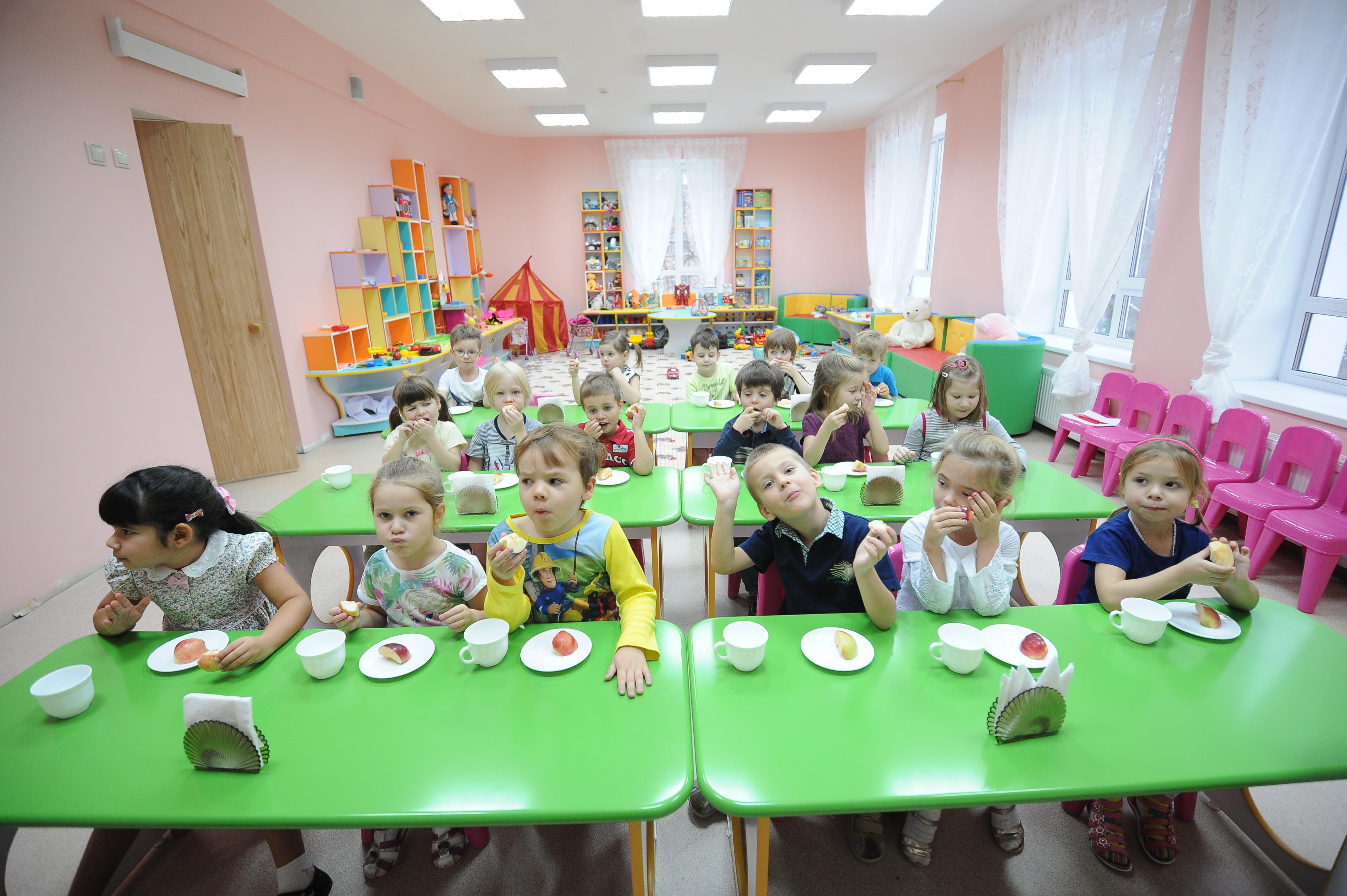Строительство детского сада начали в Филимонковском