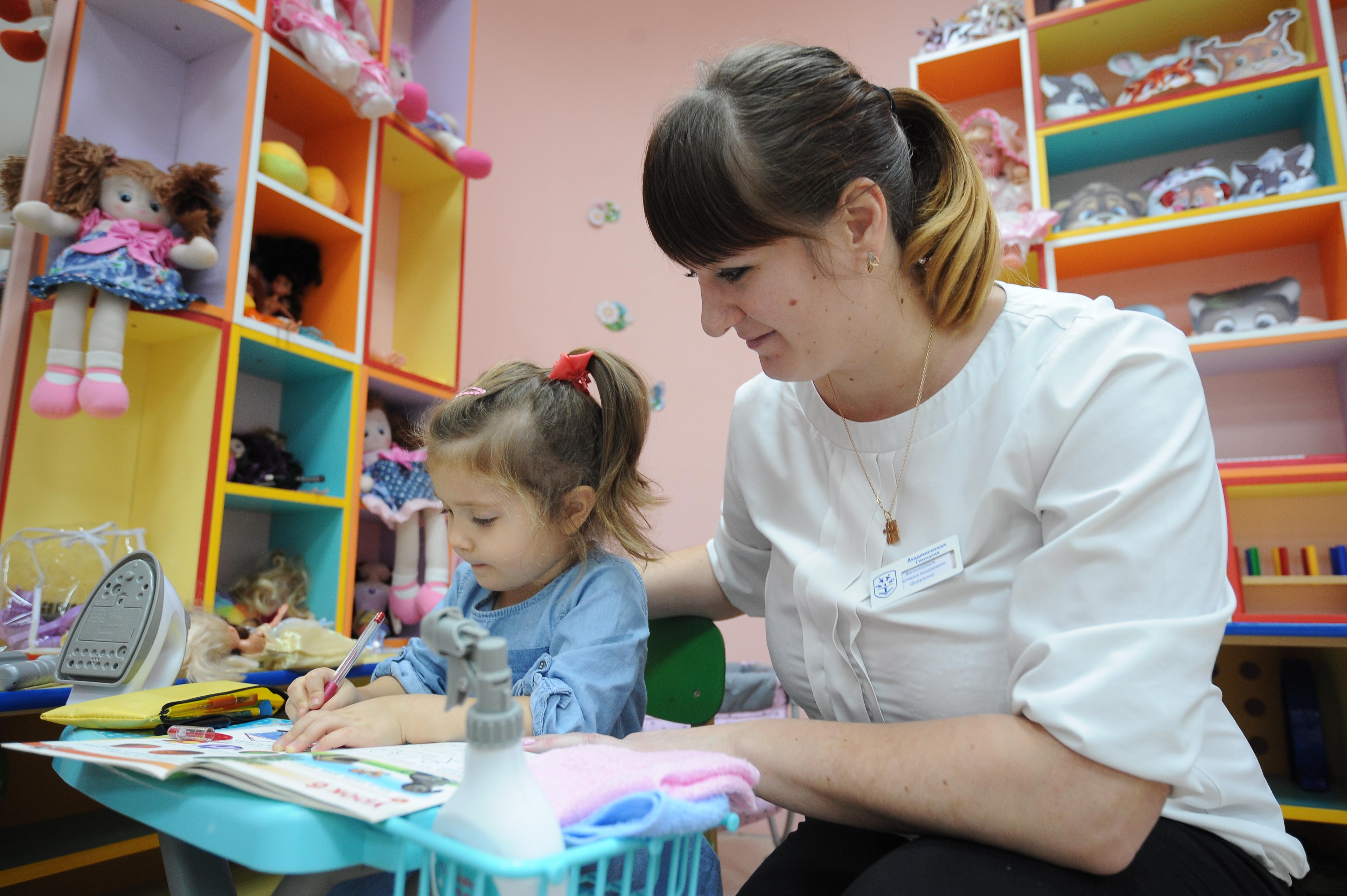 Урок безопасности организовали длявоспитанников детского сада в Киевском