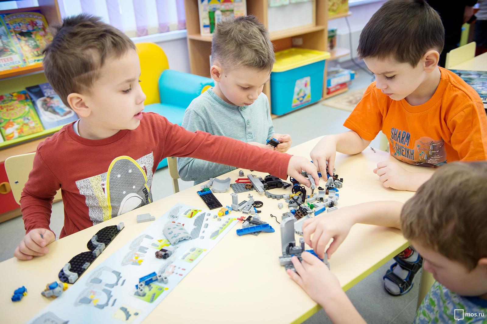 Детский сад на 280 мест введут в эксплуатацию в Щербинке
