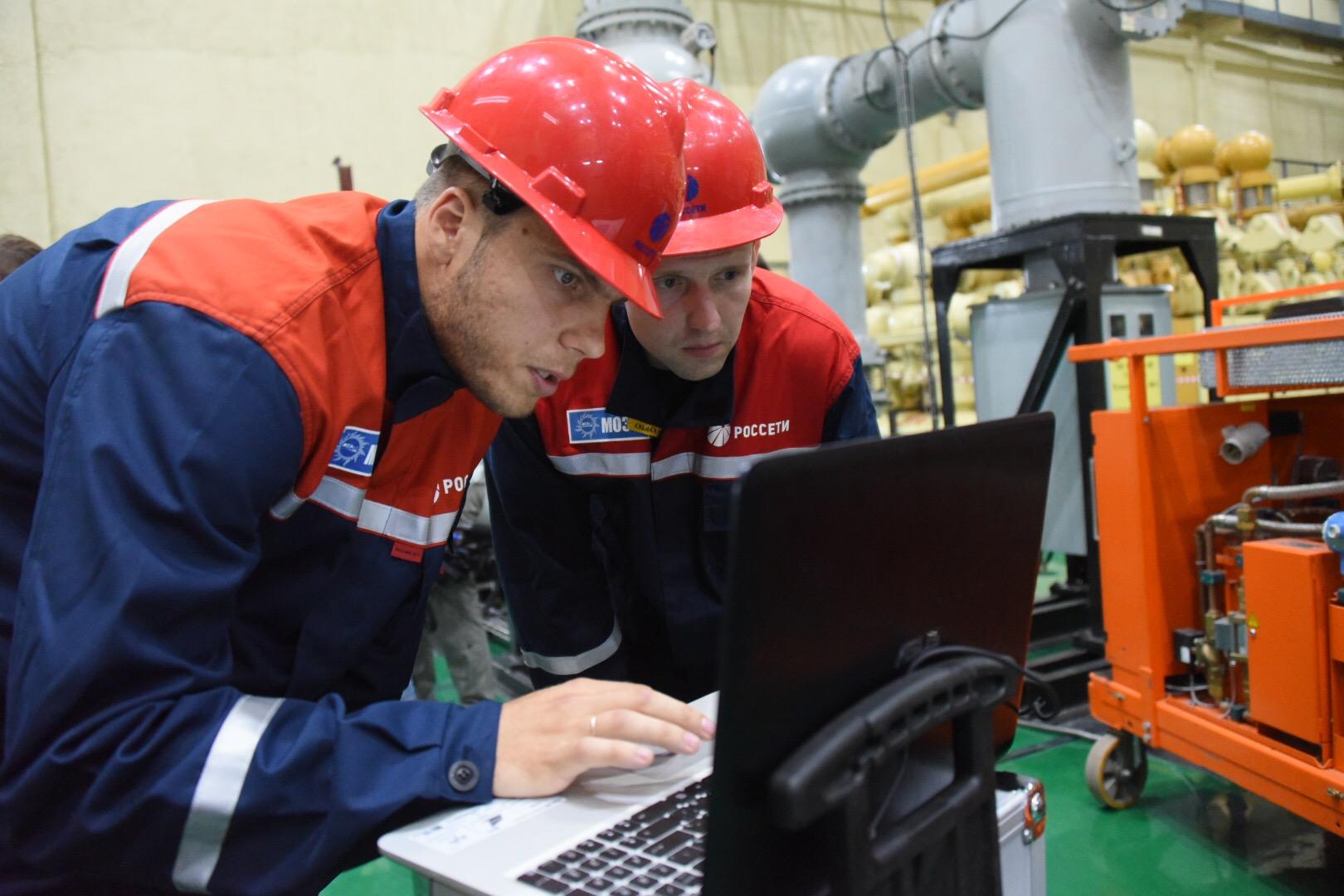 Установленная трансформаторная мощность составляет 700 МВА. Фото: Владимир Новиков, «Вечерняя Москва»