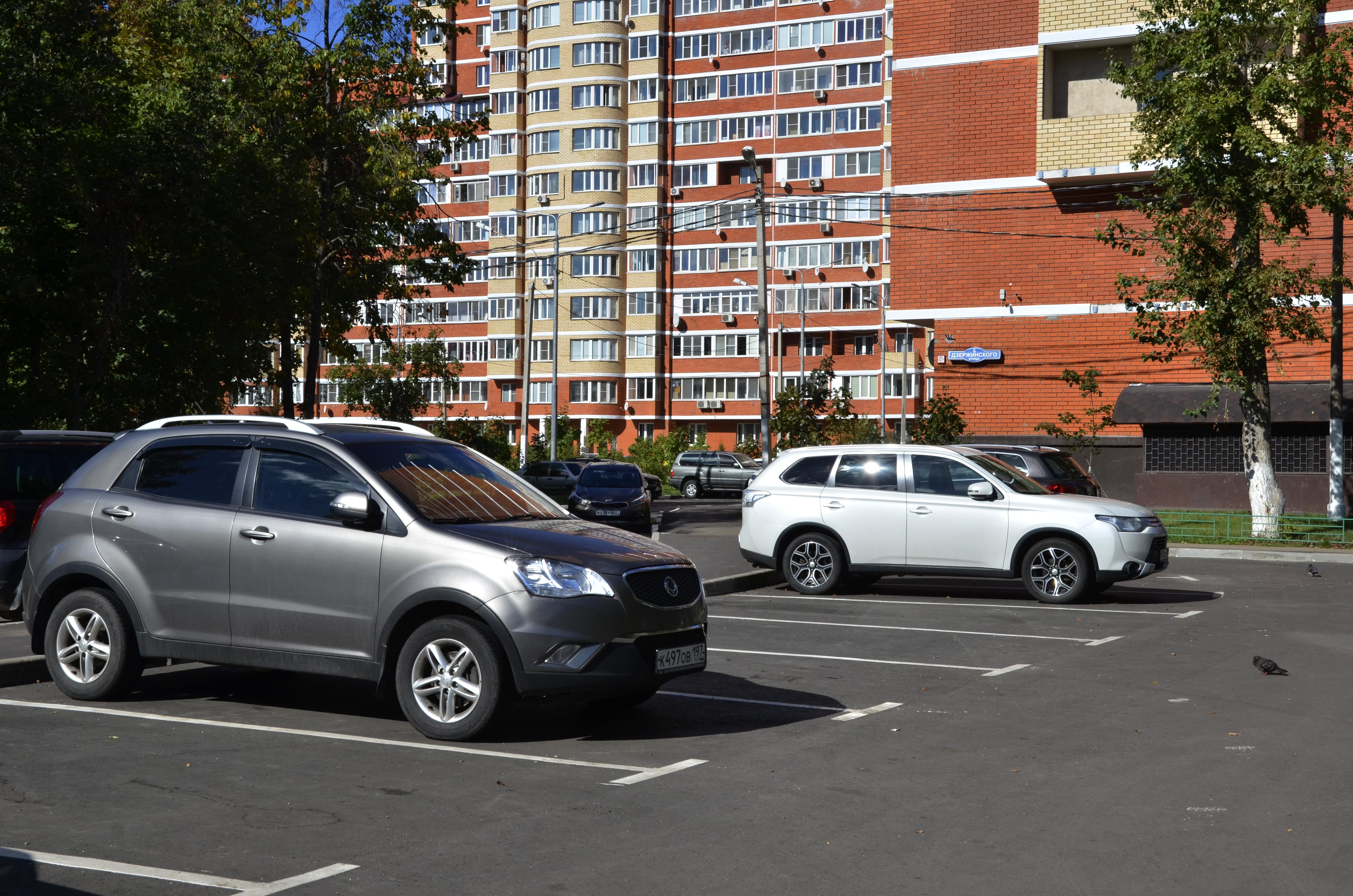 Паркинг на 1000 машиномест появится в Сосенском