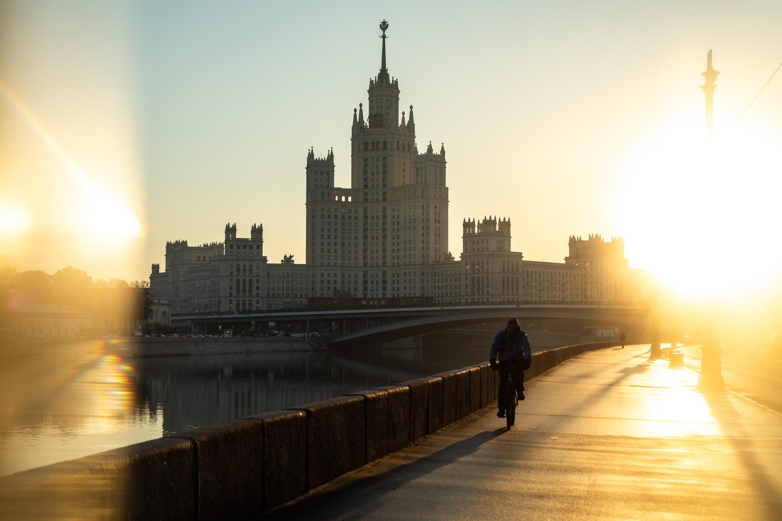 Тепло в дома москвичей подадут раньше срока