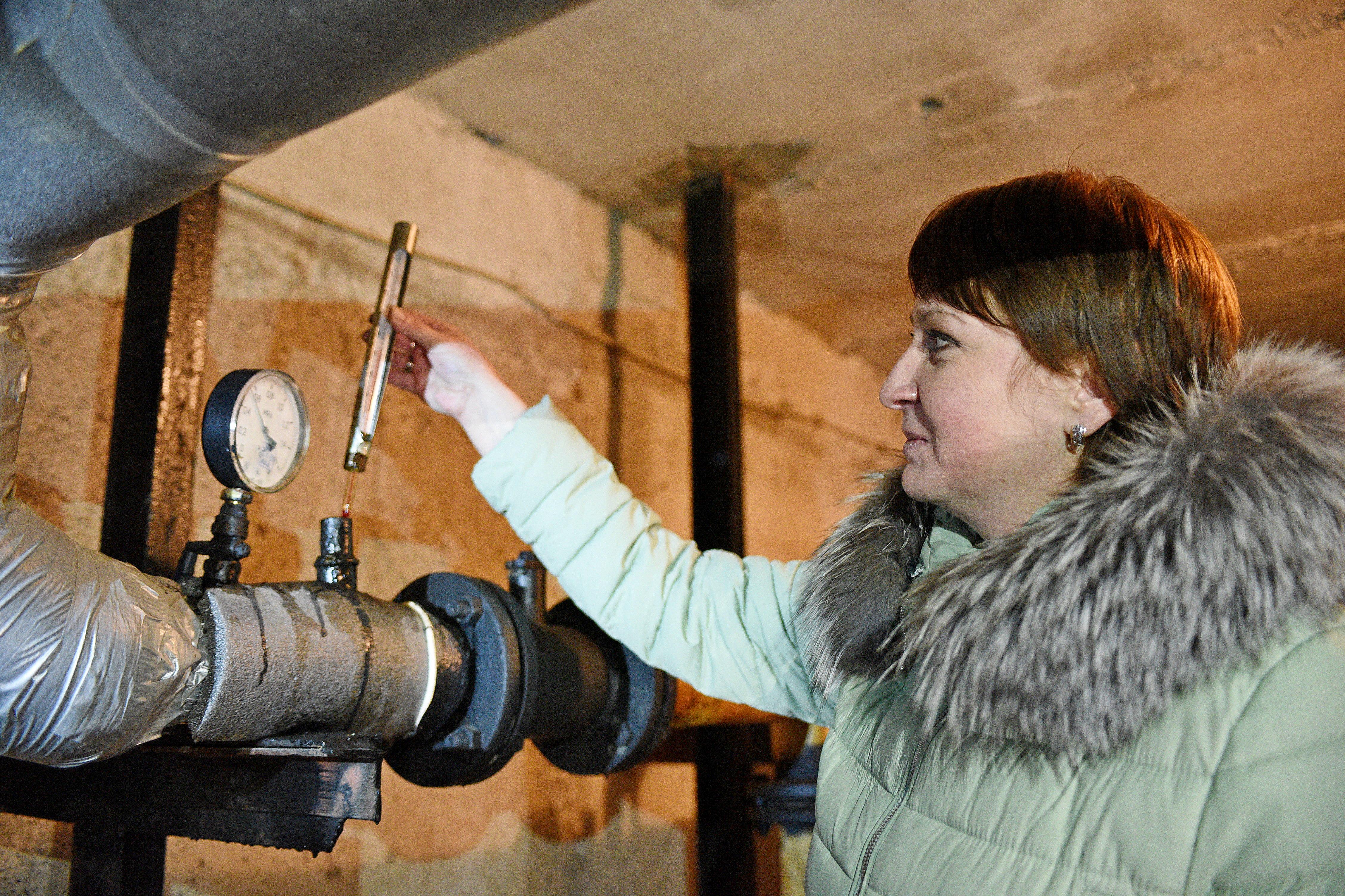 Тепло появилось в четырех из пяти жилых домов Москвы