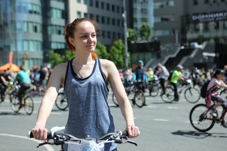 В Москве для велосипедистов организуют квест и музыкальный фестиваль