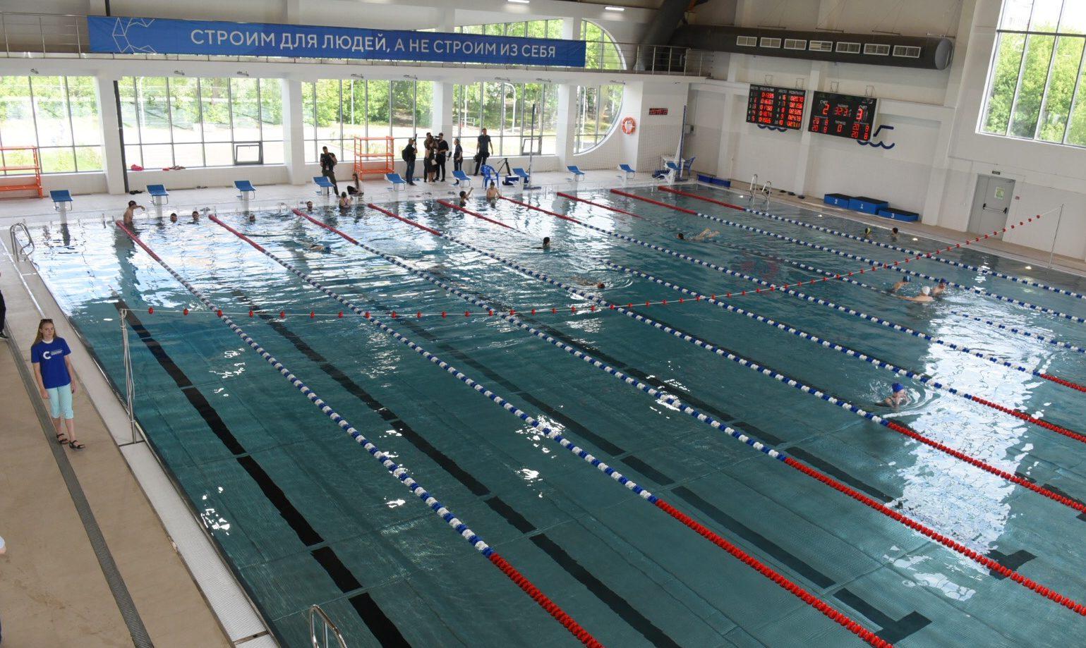 По последнему слову техники: новый Дворец спорта с бассейном и катком построят в Коммунарке