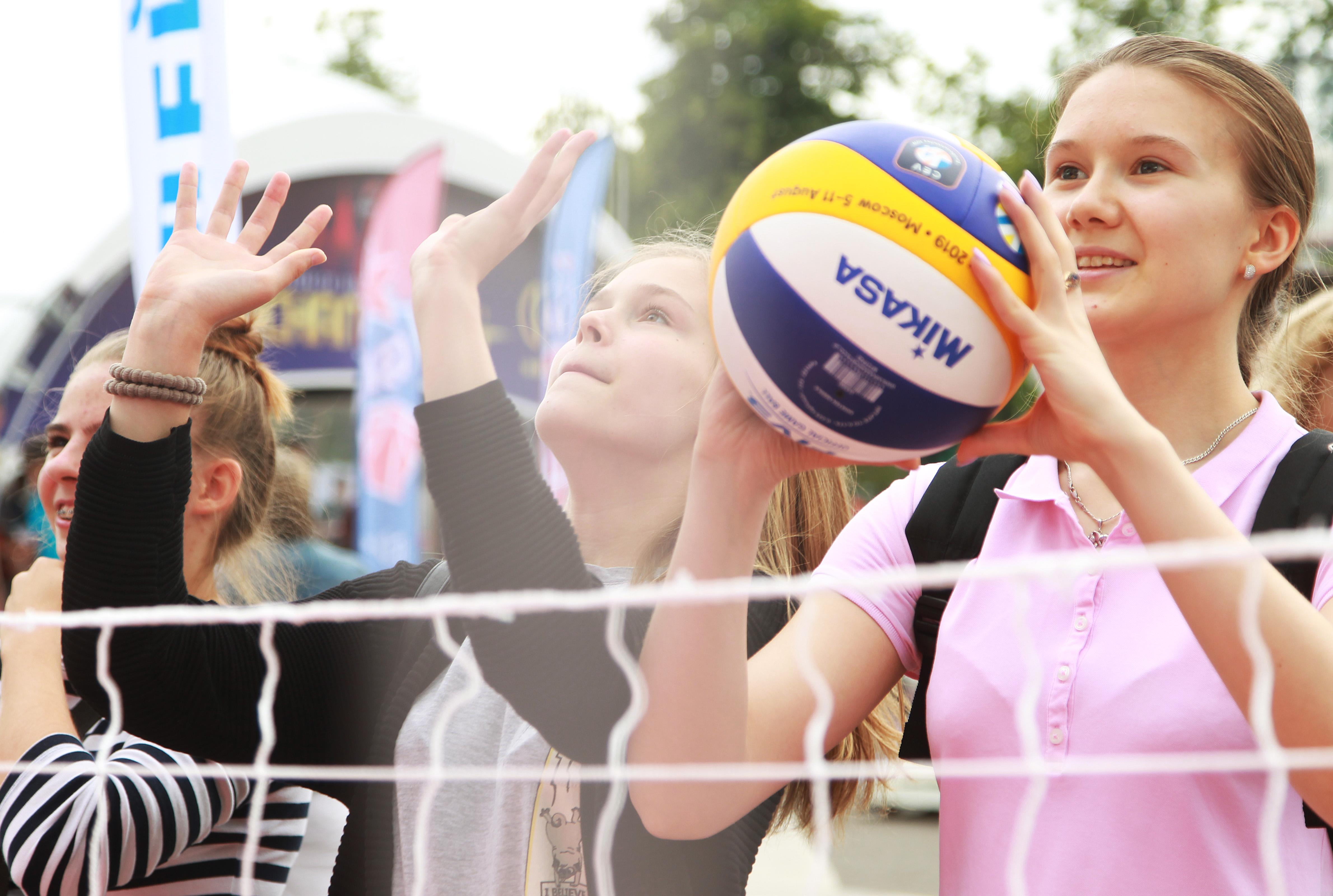 Отборочный турнир состоится среди волейболистов Сосенского