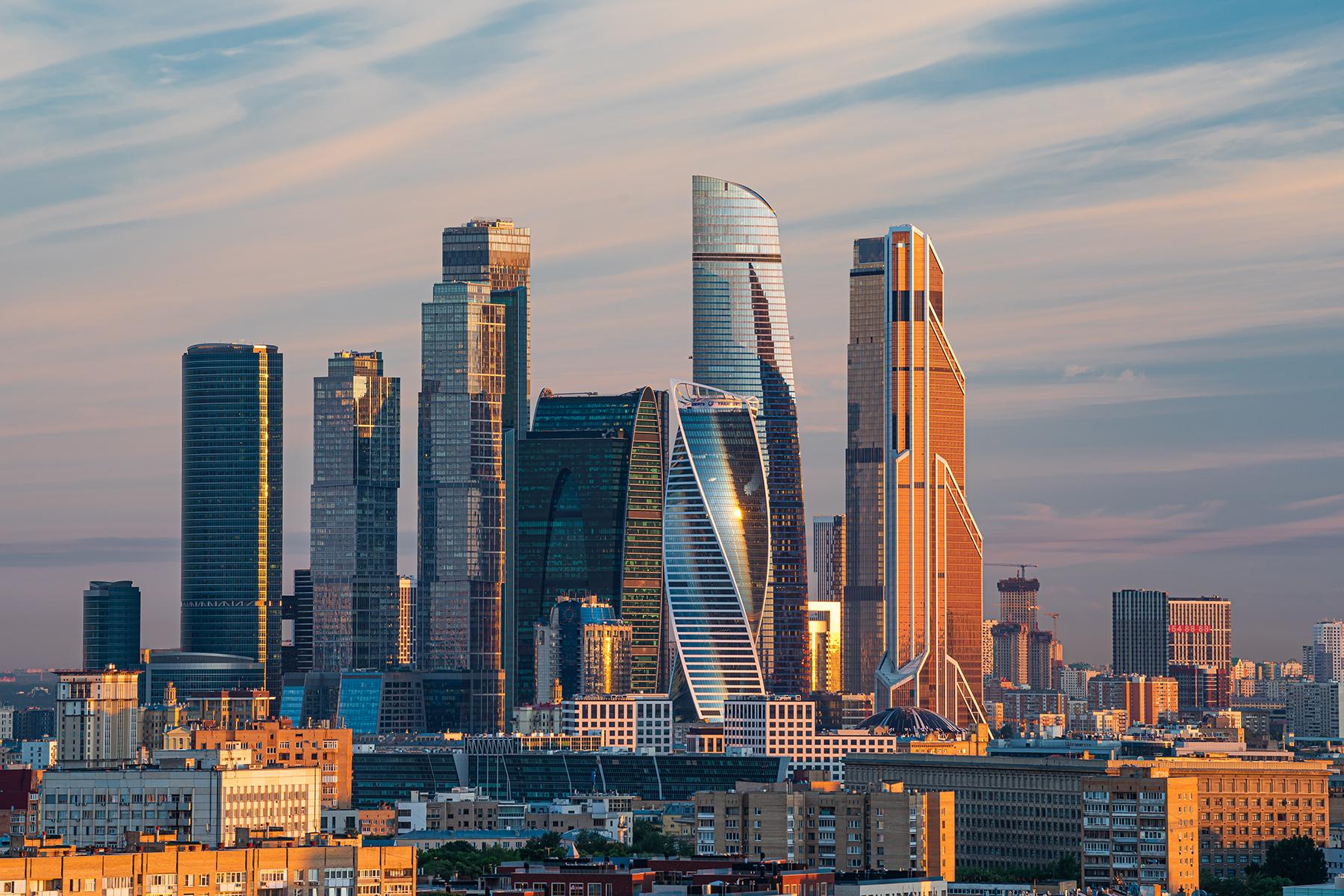 Москва обогнала Нью-Йорк по эффективности экономической политики во время пандемии