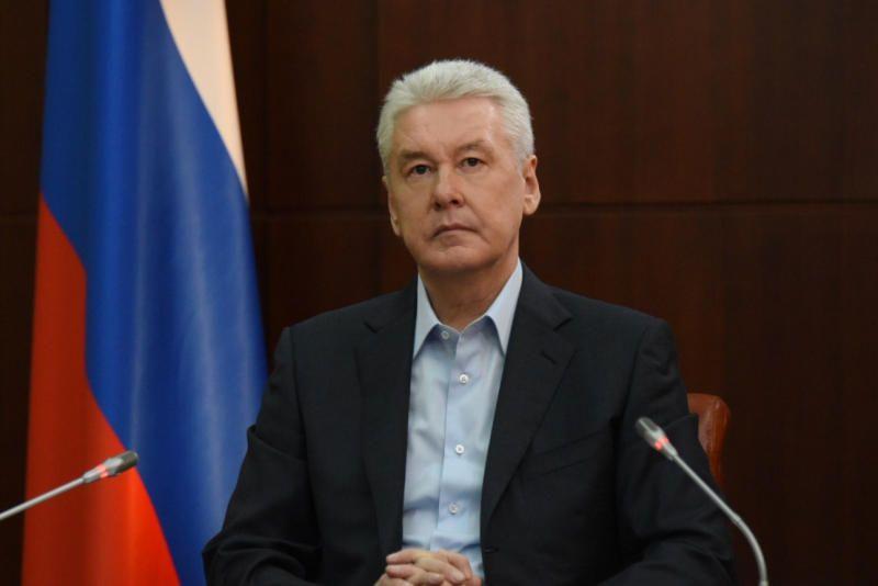 Собянин: Мэрия Москвы переводит на «удаленку» 30 процентов сотрудников