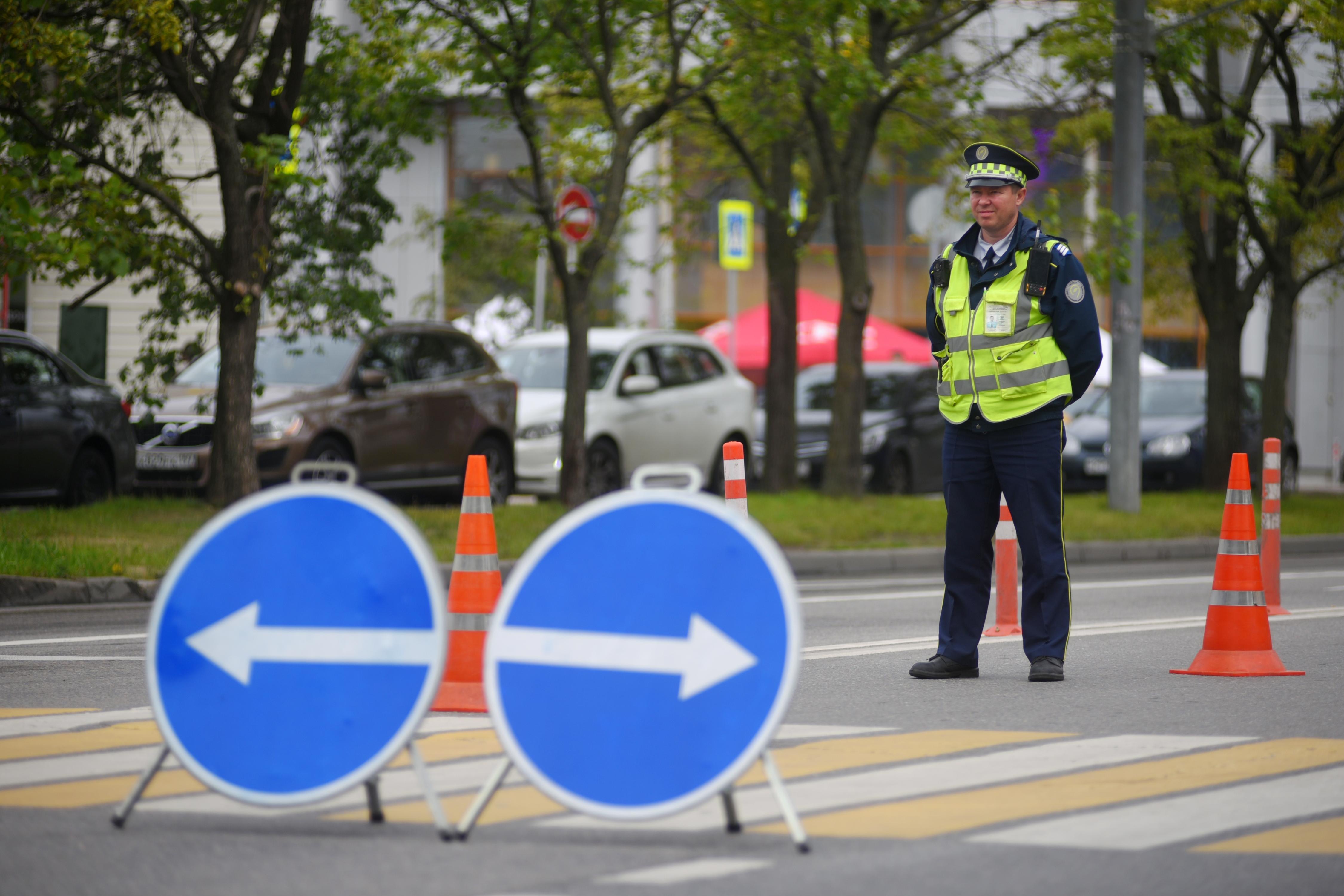 Депутат МГД: В Москве продолжает совершенствоваться система регулирования дорожного движения. Фото: Александр Кожохин, «Вечерняя Москва»