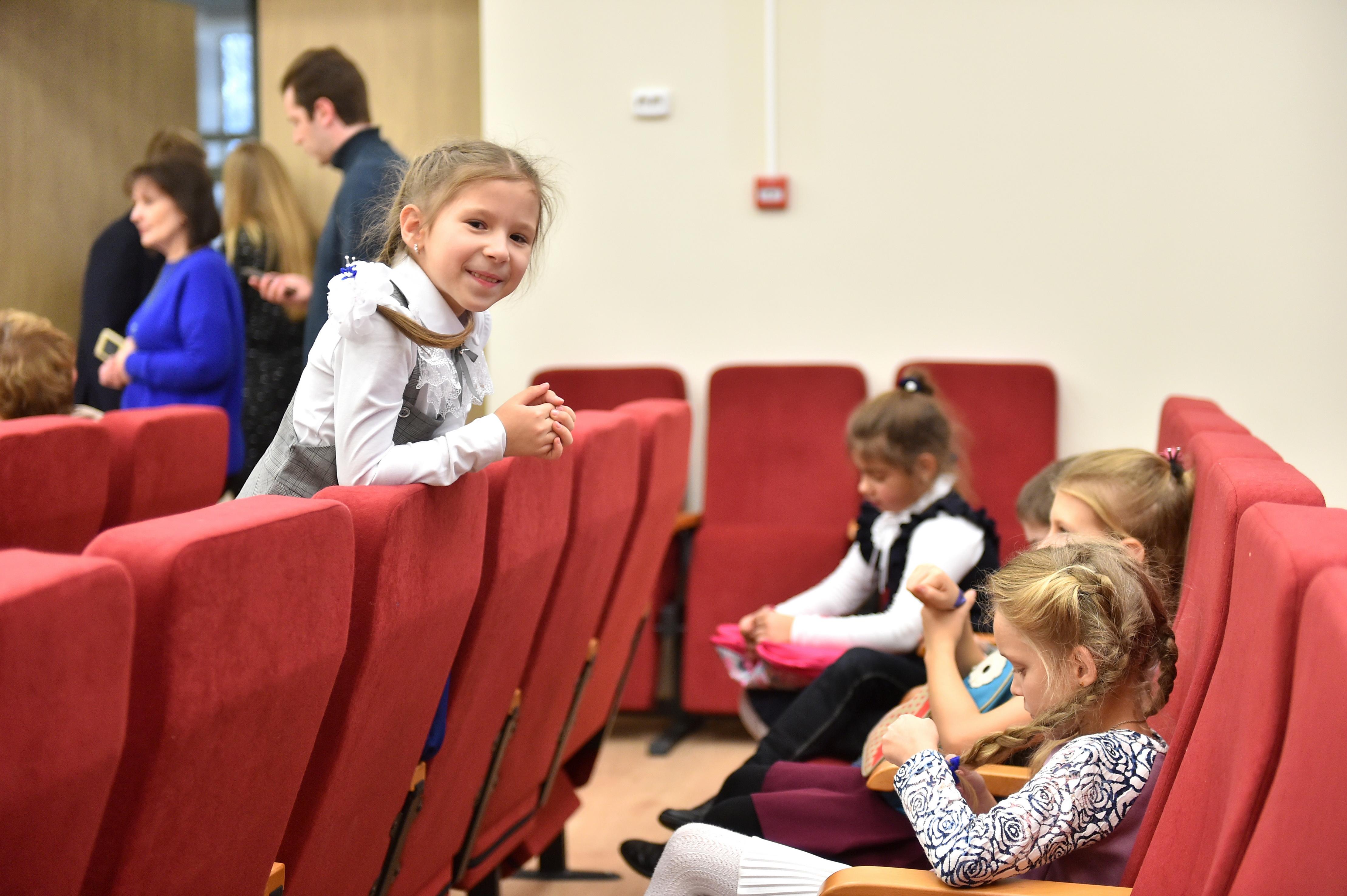 Ознакомительную программу подготовили в детской школе искусств Кокошкина ко Дню знаний