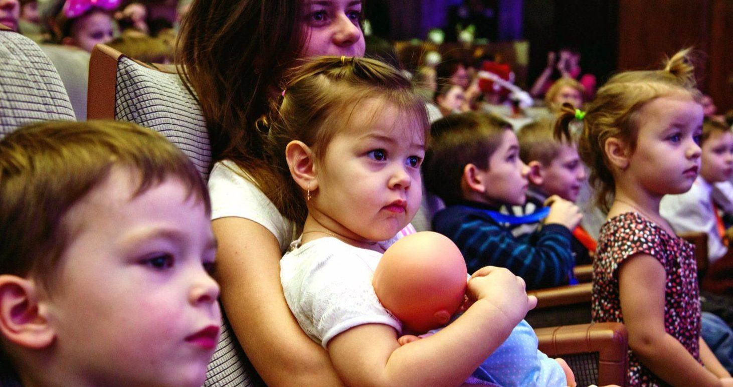Показ кукольных мультфильмов состоится в Культурном центре «Ватутинки»