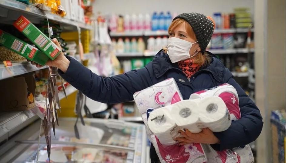 В Москве закрыли два крупных супермаркета — «Перекресток» и «Магнолия». Фото: сайт мэра Москвы