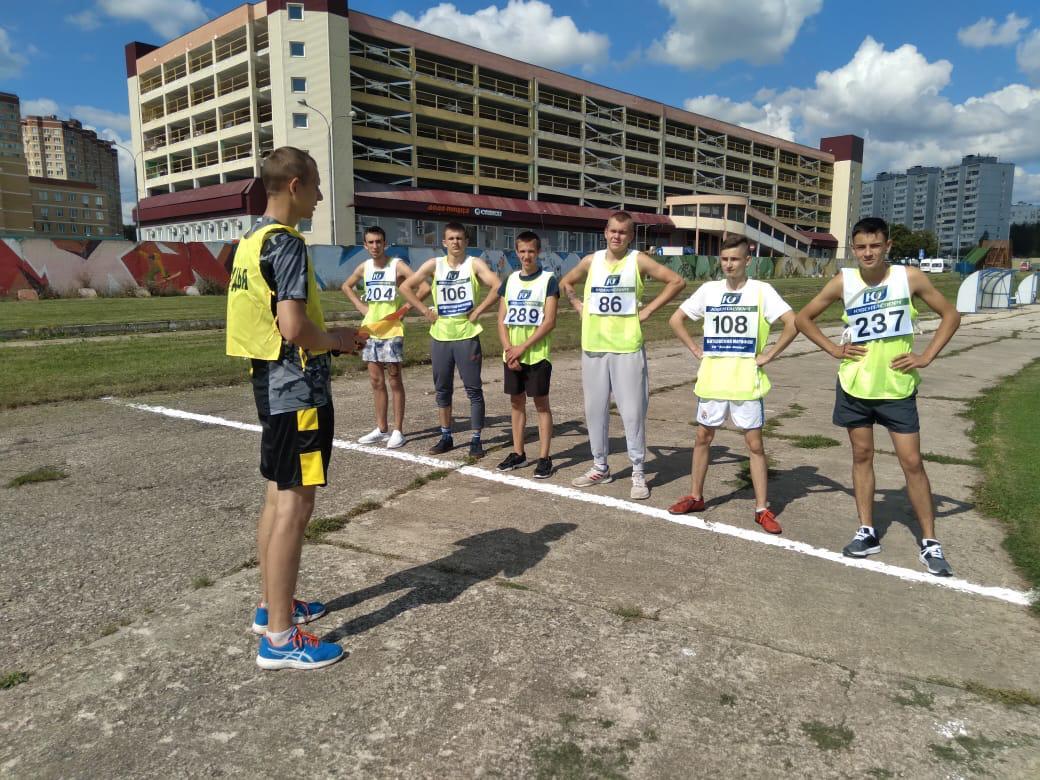 Юноши из Михайлово-Ярцевского выступили на городских соревнованиях в составе команды Новой Москвы