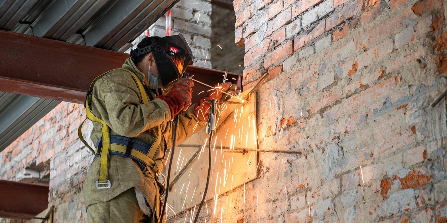 Ремонт цоколей многоквартирных домов завершили в Кленовском