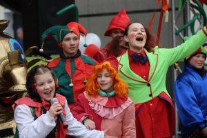 26 сентября 2020 года. Мосрентген. ТаВыступление учеников театральной студии. Фото предоставили сотрудники ДК «Мосрентген»