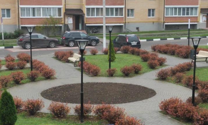 Цветники в Щаповском подготовили к зиме
